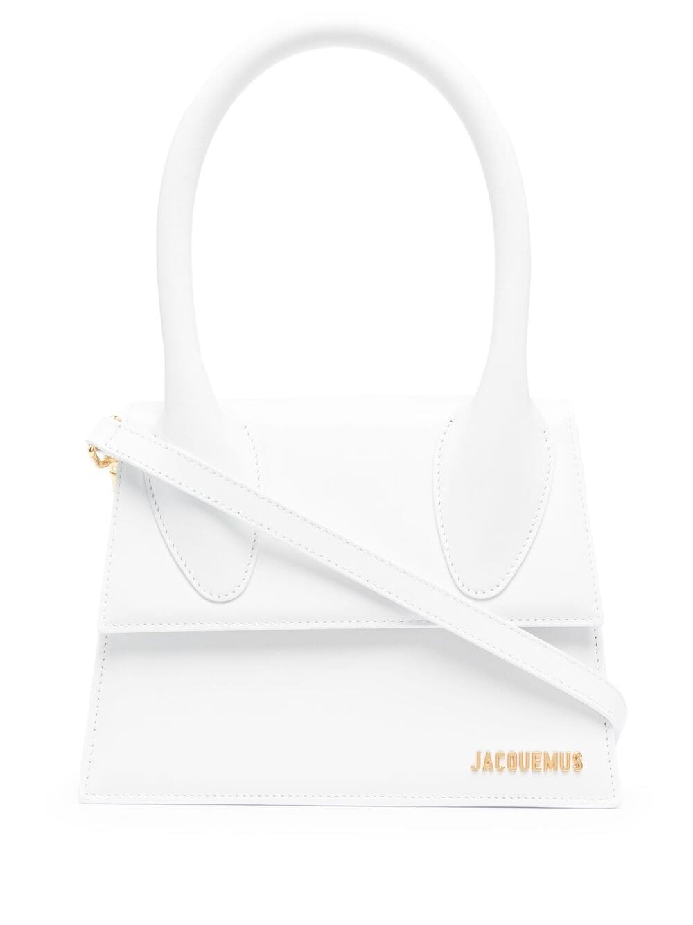 <p class='small-title'>JACQUEMUS</p>Le Chiquito Logo Tote Bag