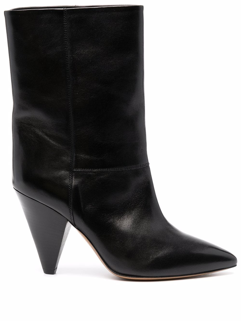 <p class='small-title'>ISABEL MARANT</p>Cone Heels Boots