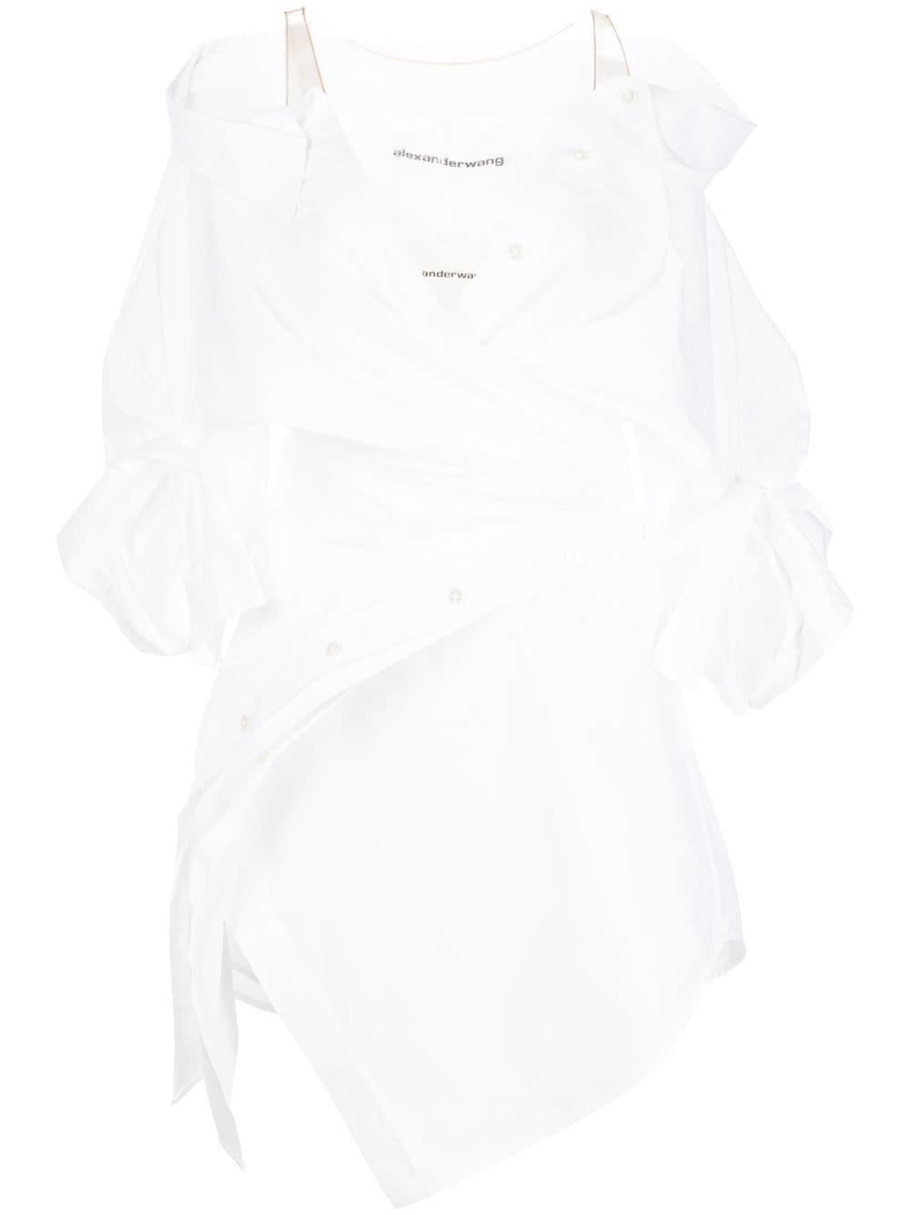 <p class='small-title'>ALEXANDER WANG</p>Shirt Dress