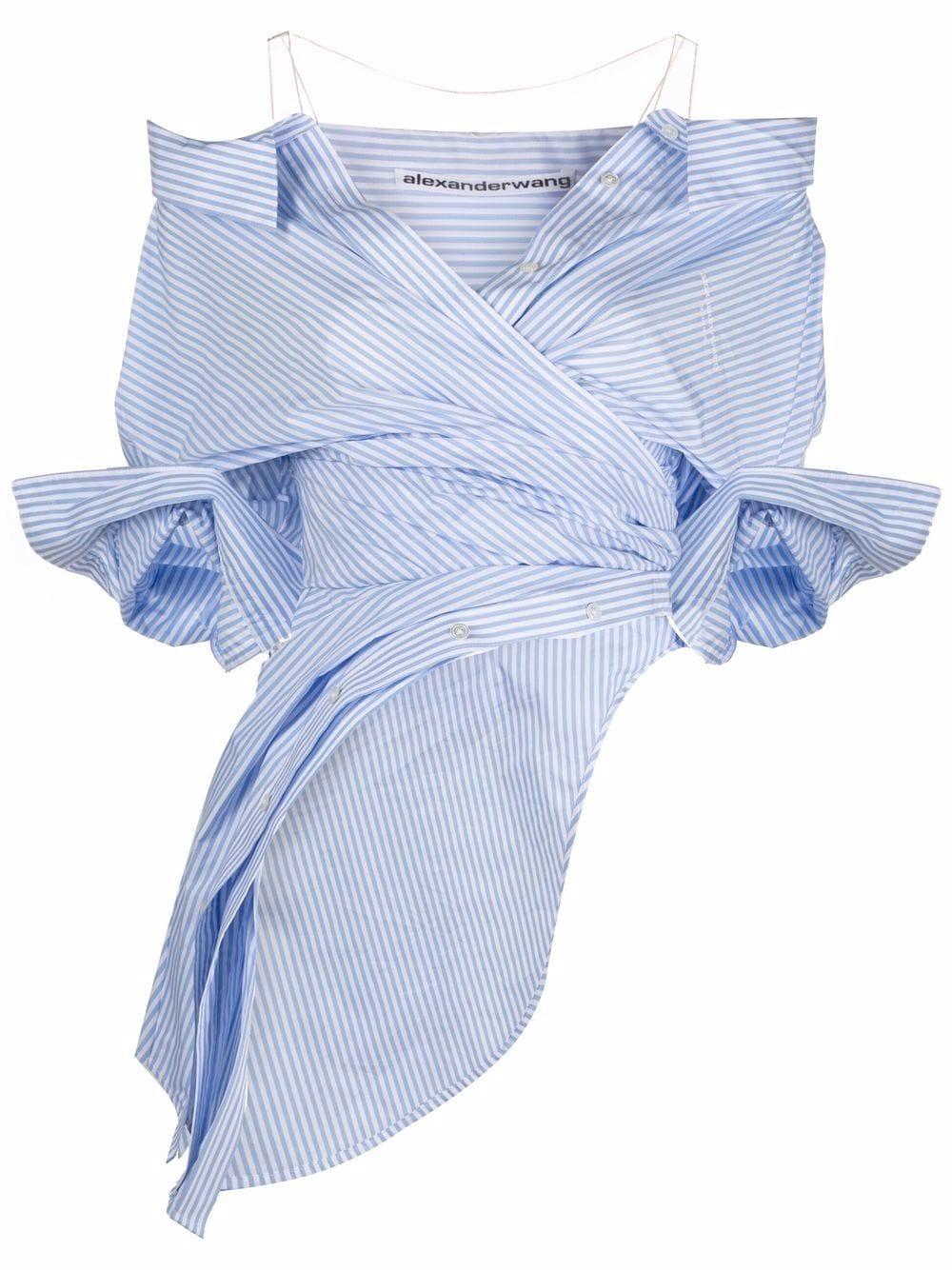 <p class='small-title'>ALEXANDER WANG</p>Shirt Top