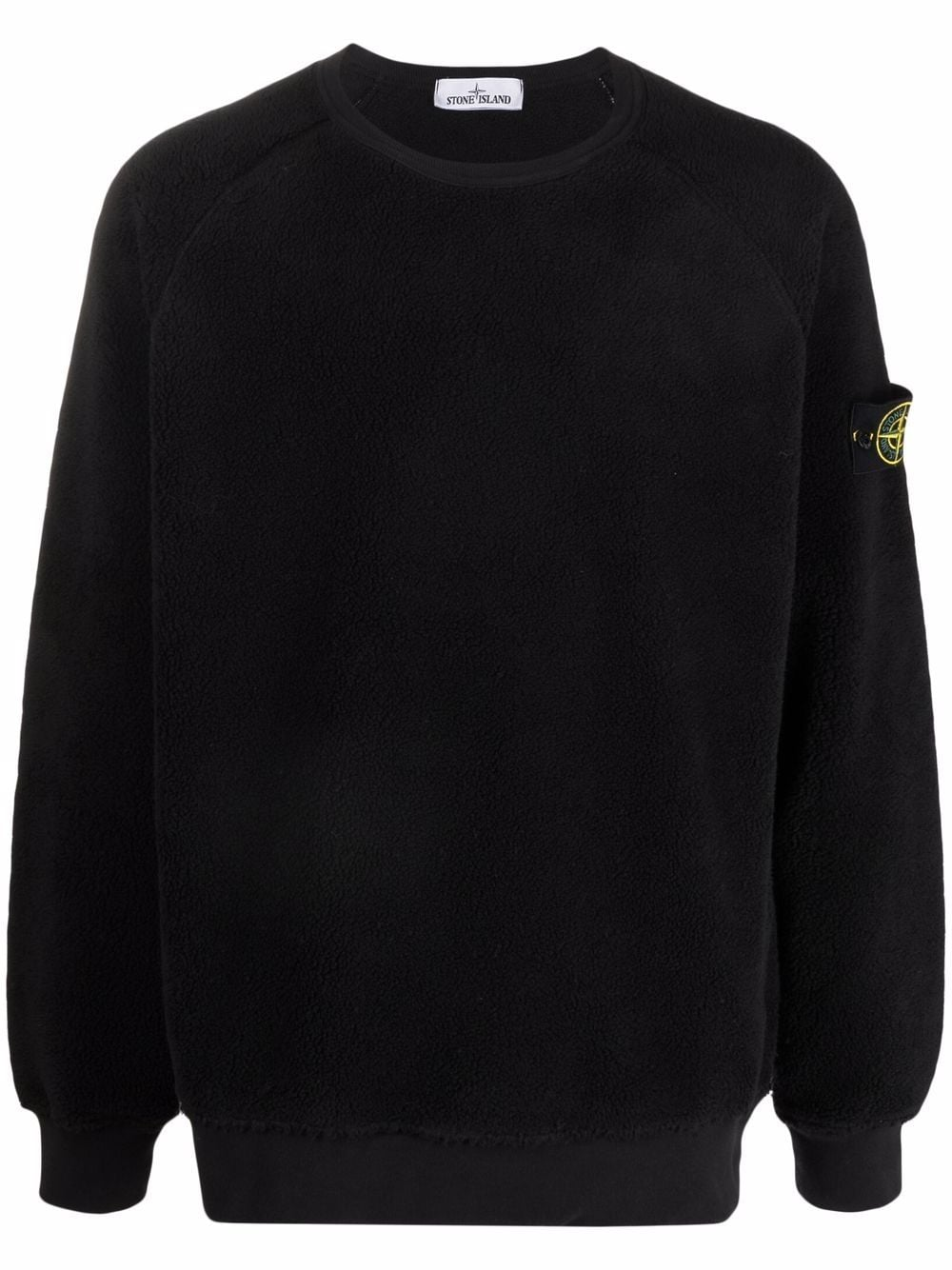 <p class='small-title'>STONE ISLAND</p>Crew Neck Sweatshirt