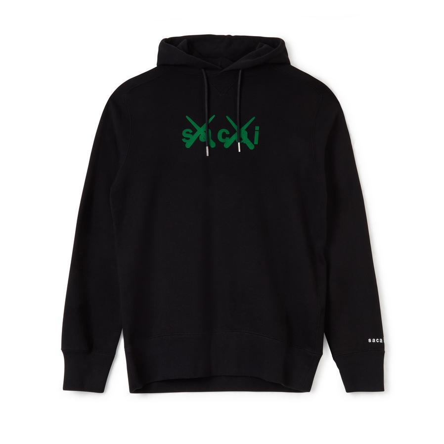 <p class='small-title'>SACAI</p>SACAI x KAWS printed hoodie
