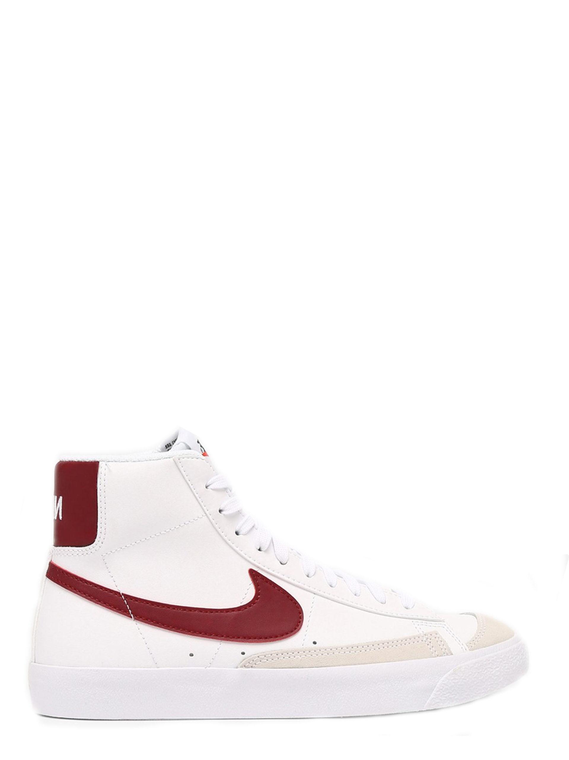 <p class='small-title'>NIKE</p>Blazer Mid '77 VINTG white/team red-white
