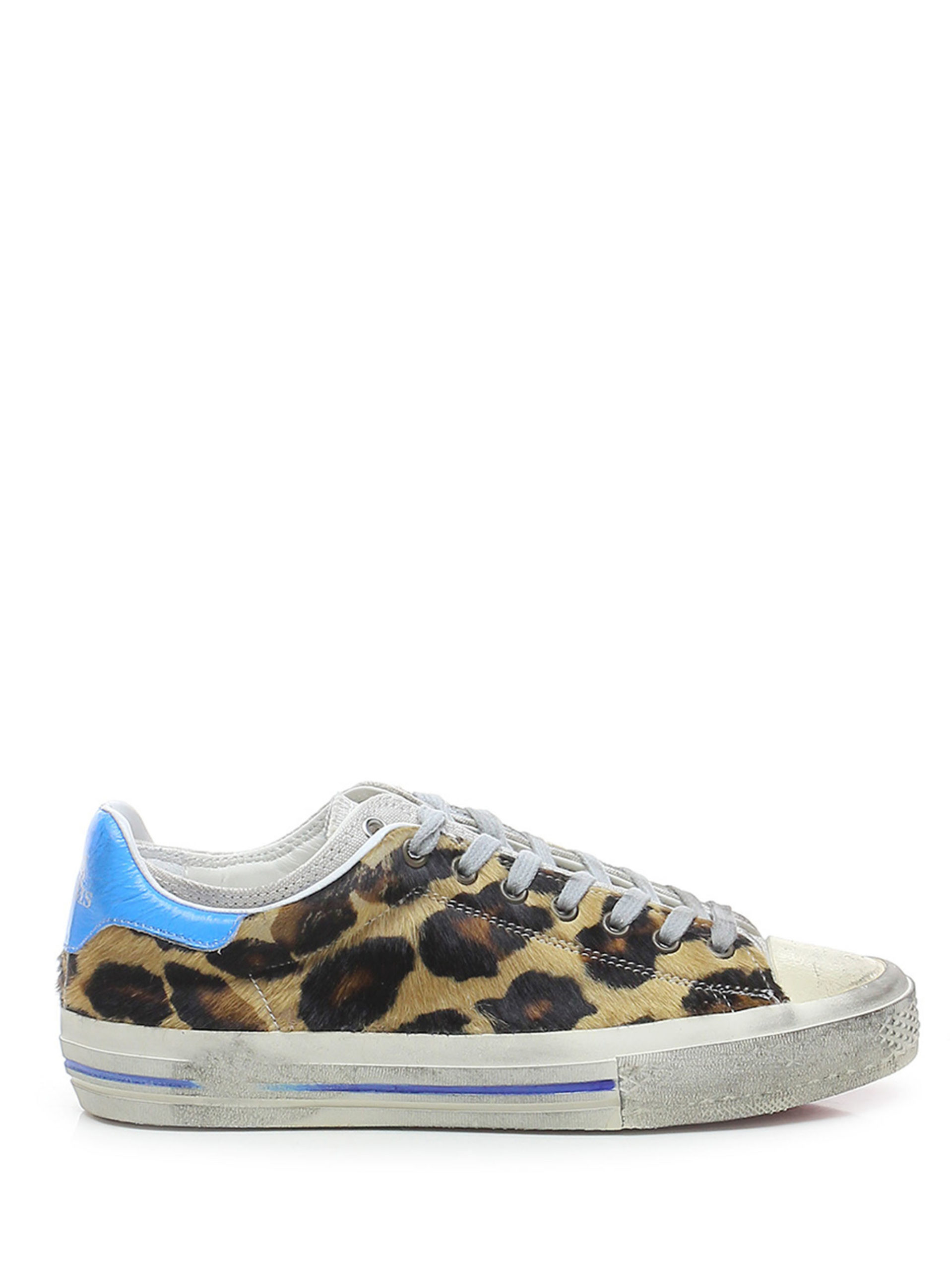 <p class='small-title'>HIDNANDER</p>Sneakers Leather bicolor