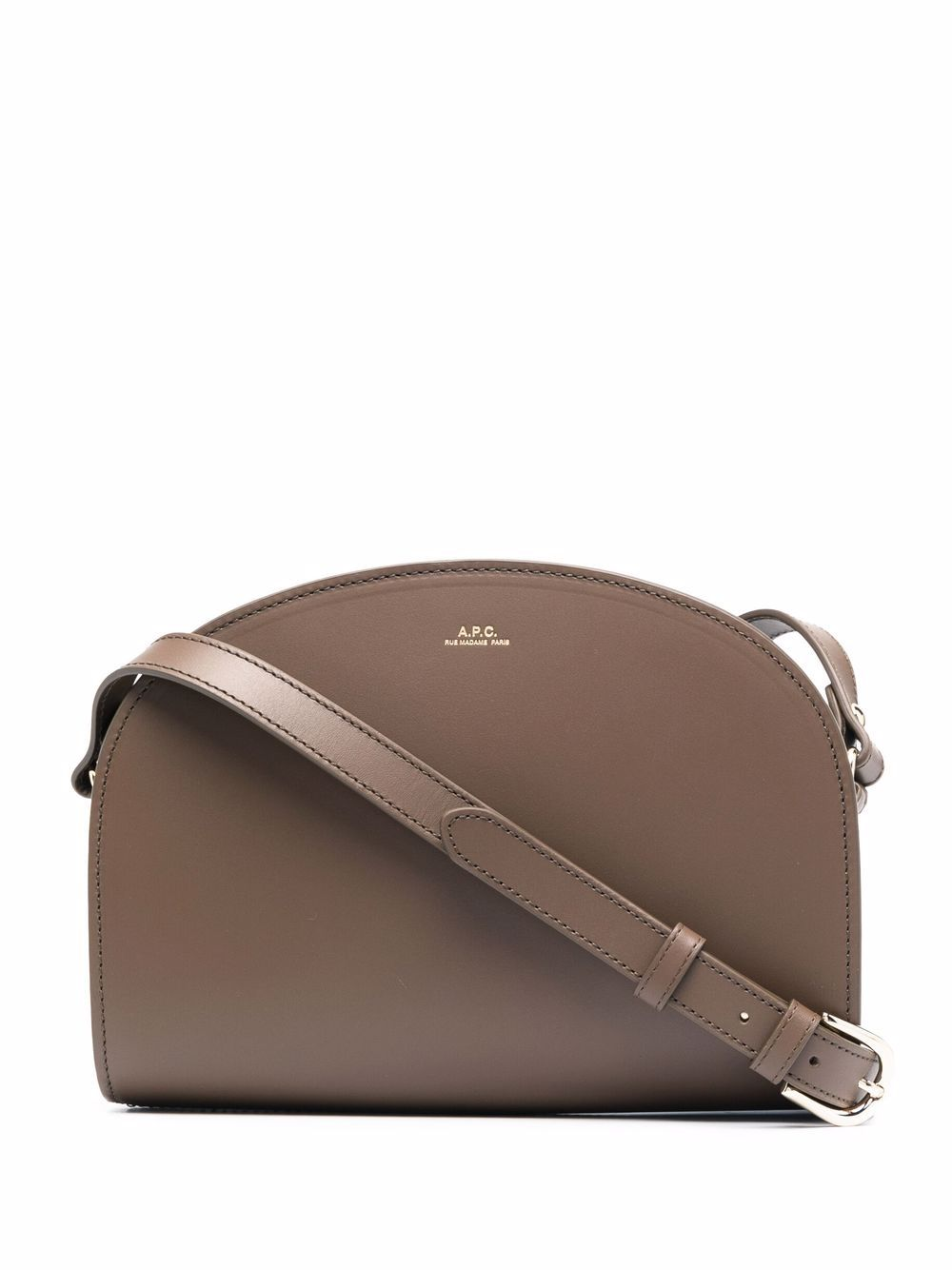 <p class='small-title'>A.P.C.</p>Demi Lune Cross Body Bag