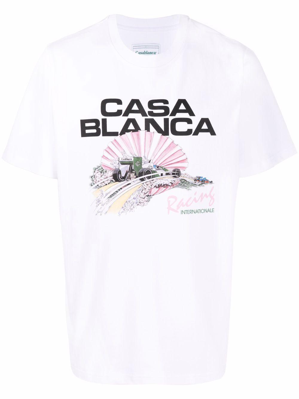 <p class='small-title'>CASABLANCA</p>T-shirt