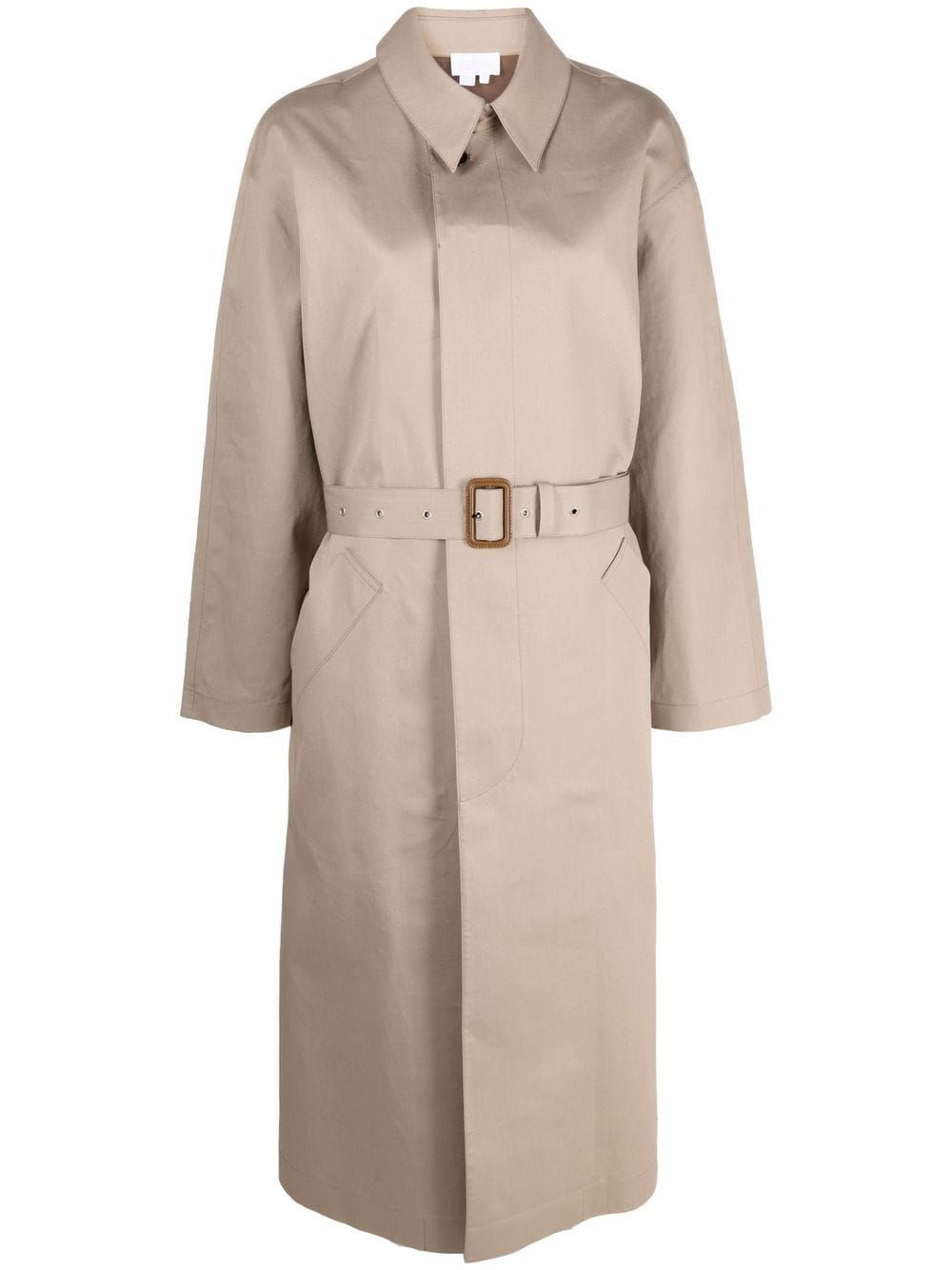 <p class='small-title'>A.P.C.</p>Belted Trench Coat