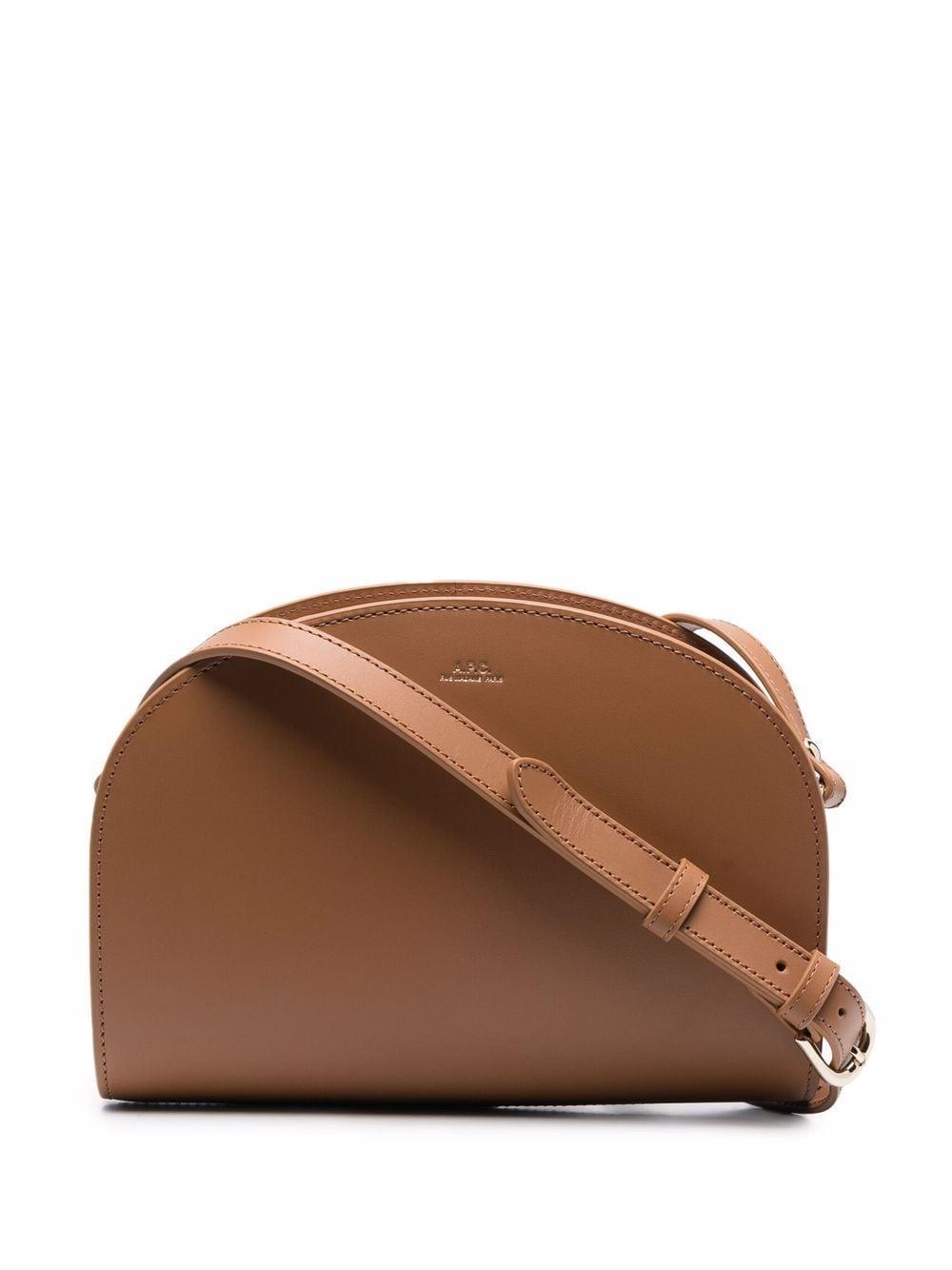 <p class='small-title'>A.P.C.</p>Demi Lune Shoulder Bag