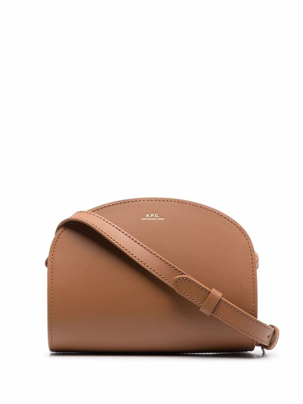 <p class='small-title'>A.P.C.</p>Small Demi Lune Shoulder Bag