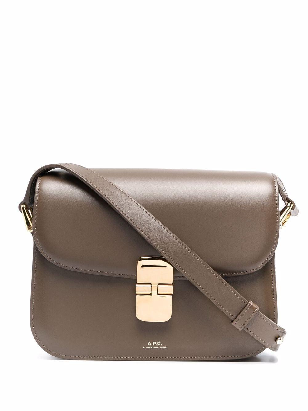 <p class='small-title'>A.P.C.</p>Shoulder Bag