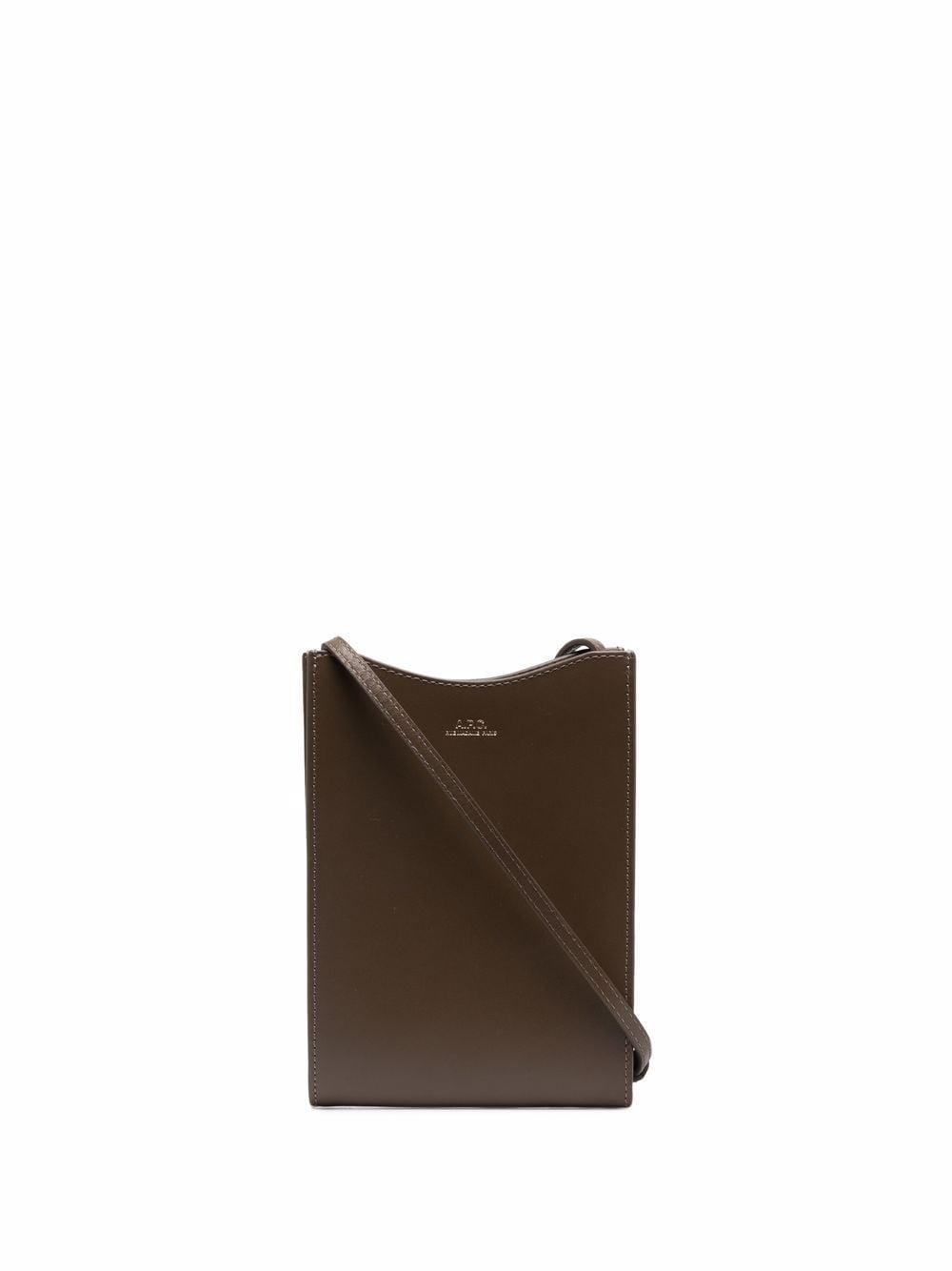 <p class='small-title'>A.P.C.</p>Cross-Body Mini Bag