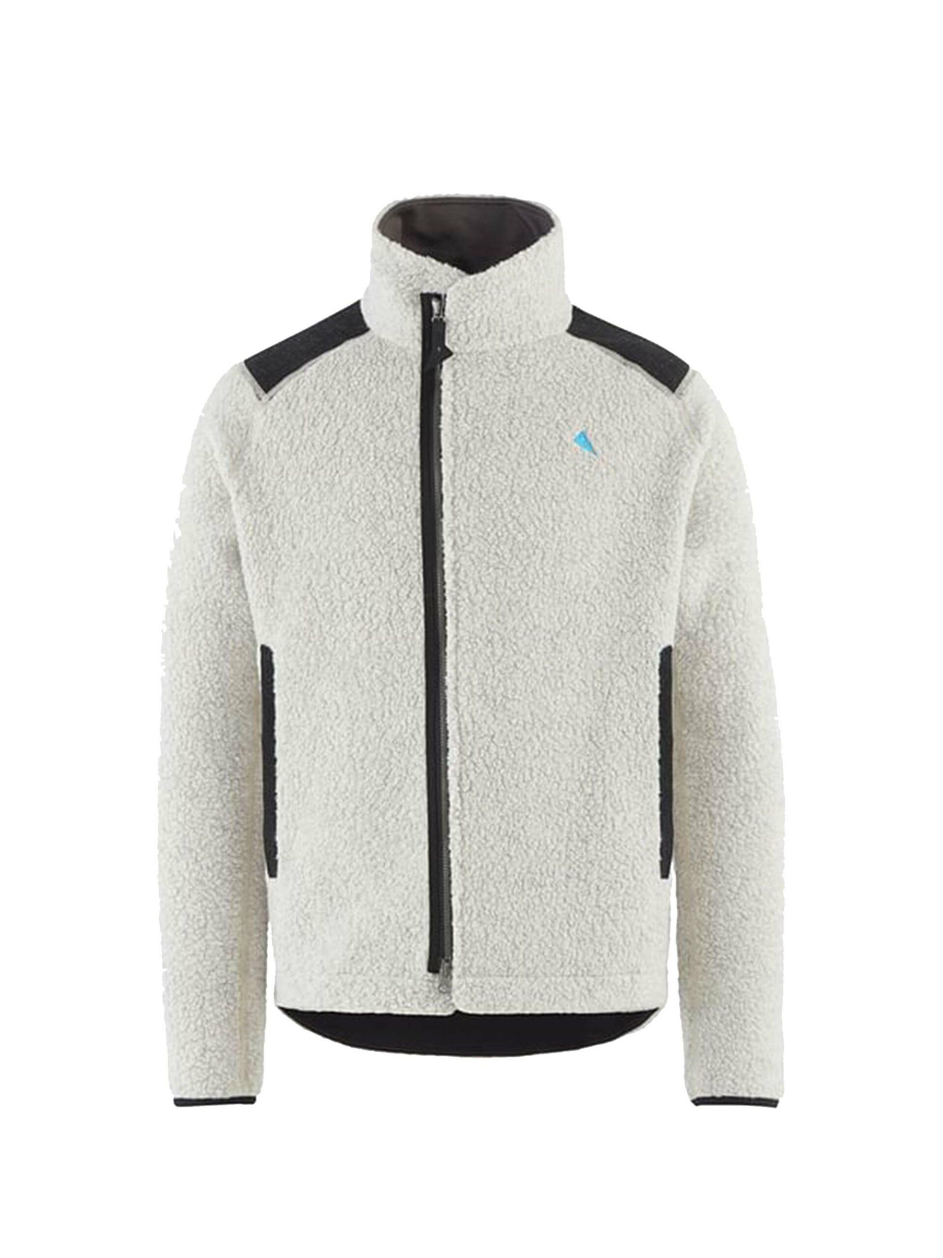 <p class='small-title'>KLäTTERMUSEN</p>Skoll Zip Men's Durable Wool Jacket