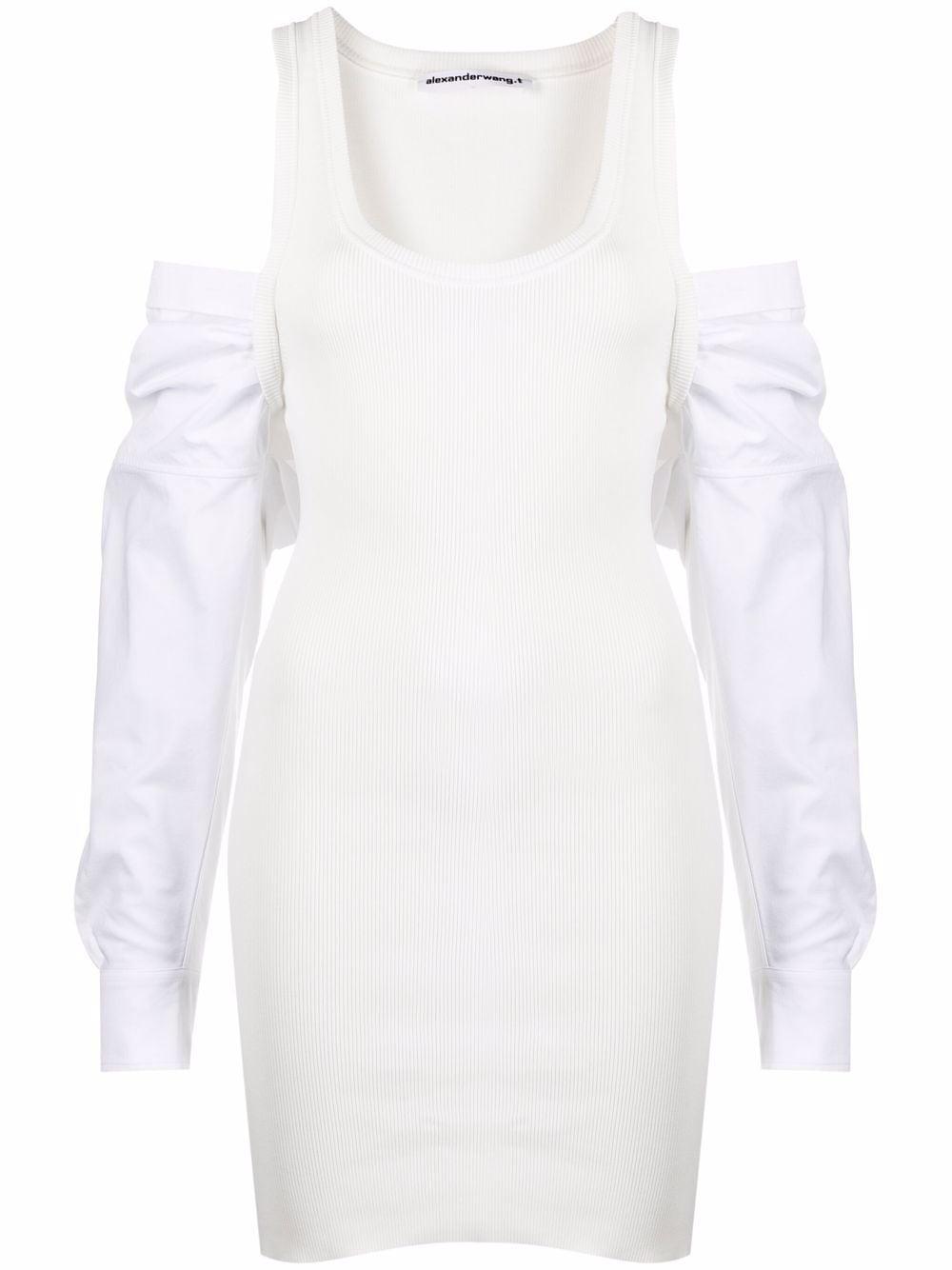 <p class='small-title'>ALEXANDERWANG.T</p>Shirt Dress