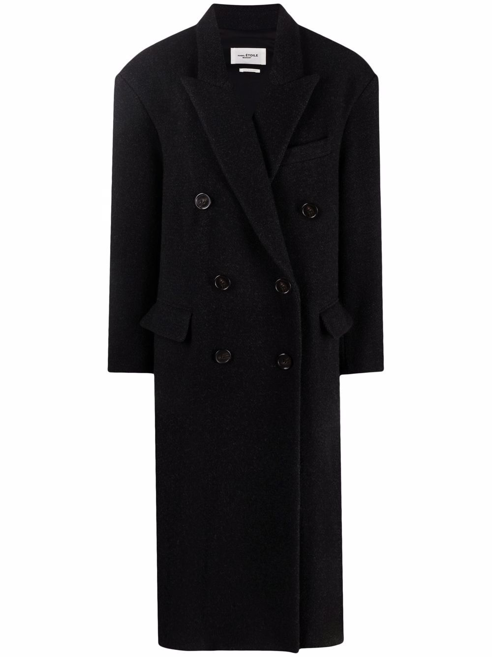 <p class='small-title'>ISABEL MARANT ÉTOILE</p>Double Breasted Coat