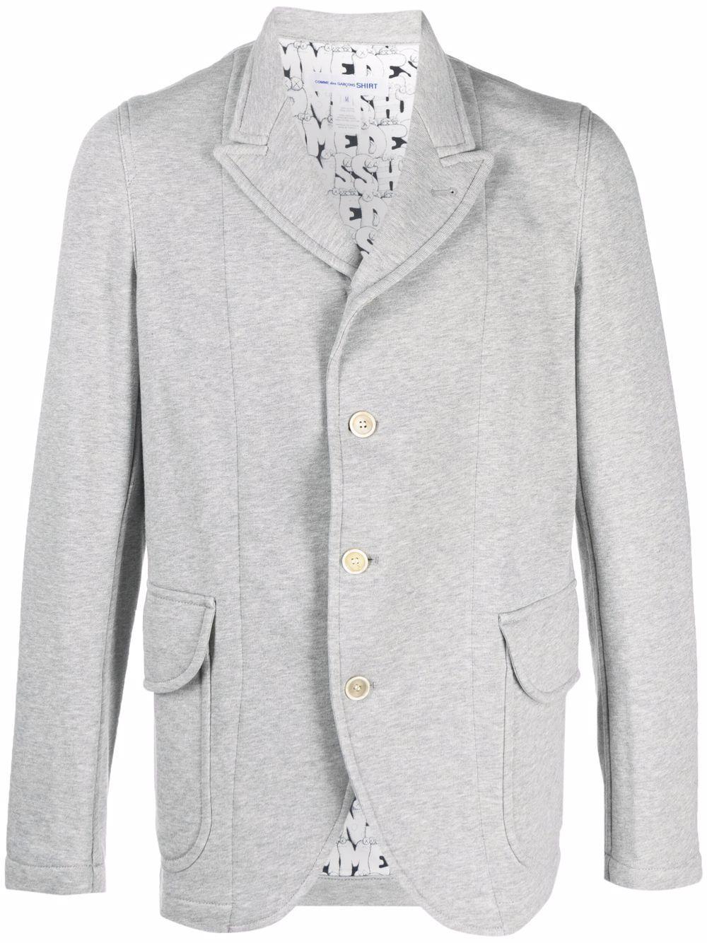 <p class='small-title'>COMME DES GARçONS SHIRT</p>Tailored Blazer