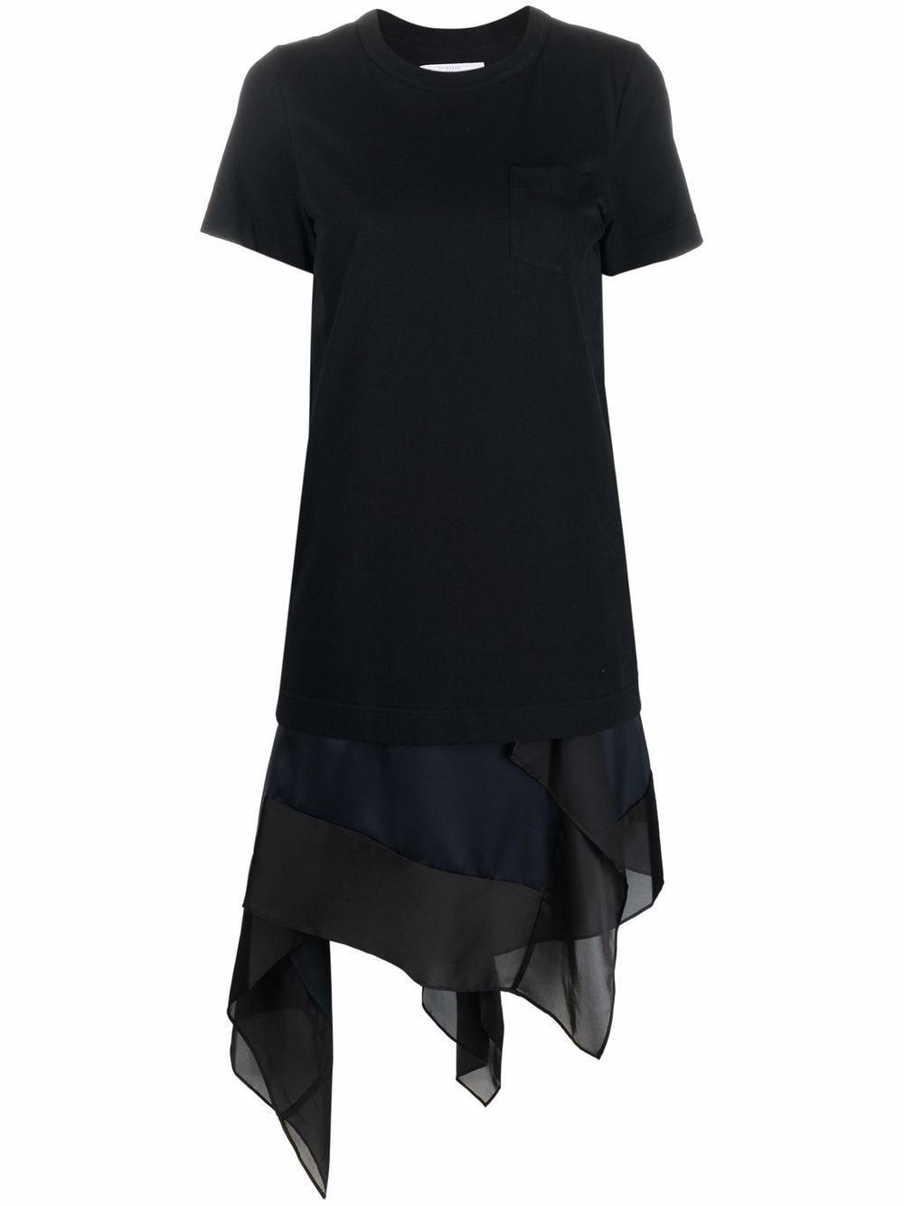 <p class='small-title'>SACAI</p>T-shirt Dress