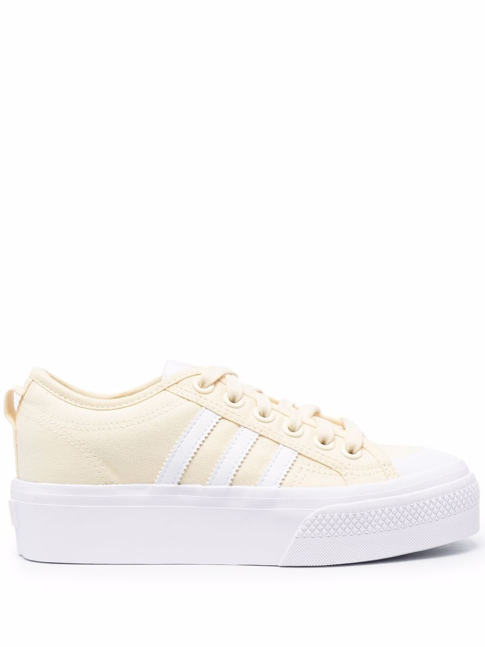 <p class='small-title'>ADIDAS ORIGINAL</p>Nizza sneakers with raised sole