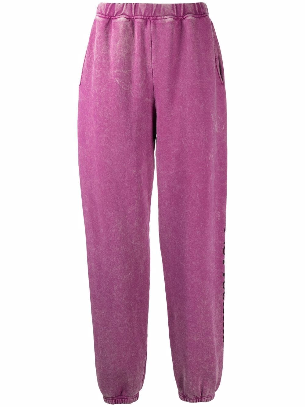 <p class='small-title'>ARIES</p>Sweatpants  Washed effect