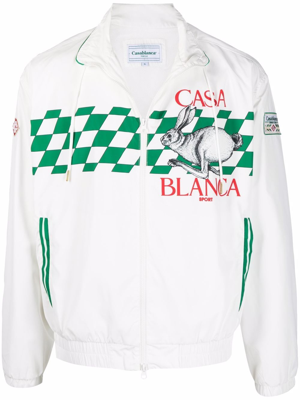 <p class='small-title'>CASABLANCA</p>Jacket