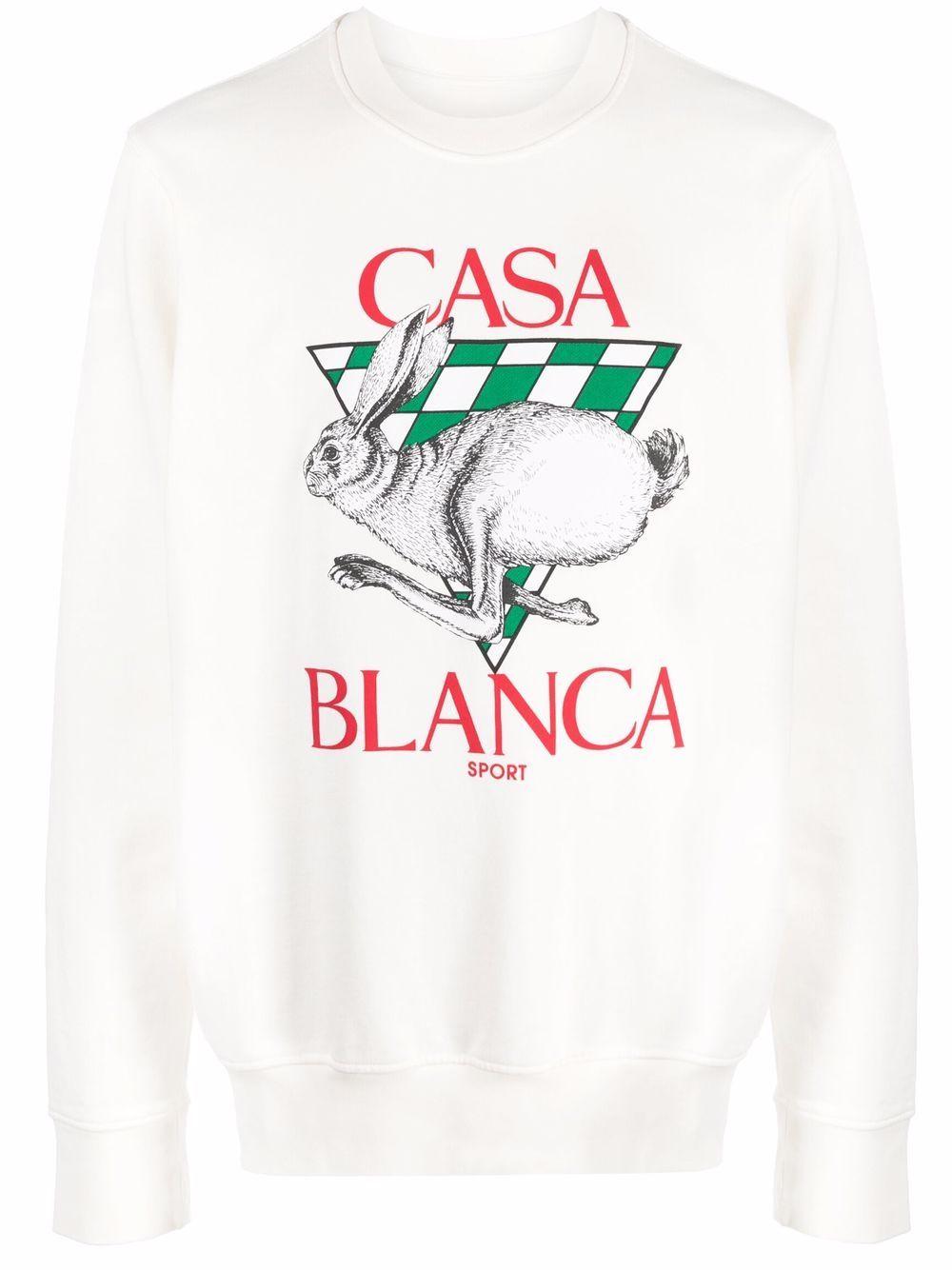 <p class='small-title'>CASABLANCA</p>Sweatshirt