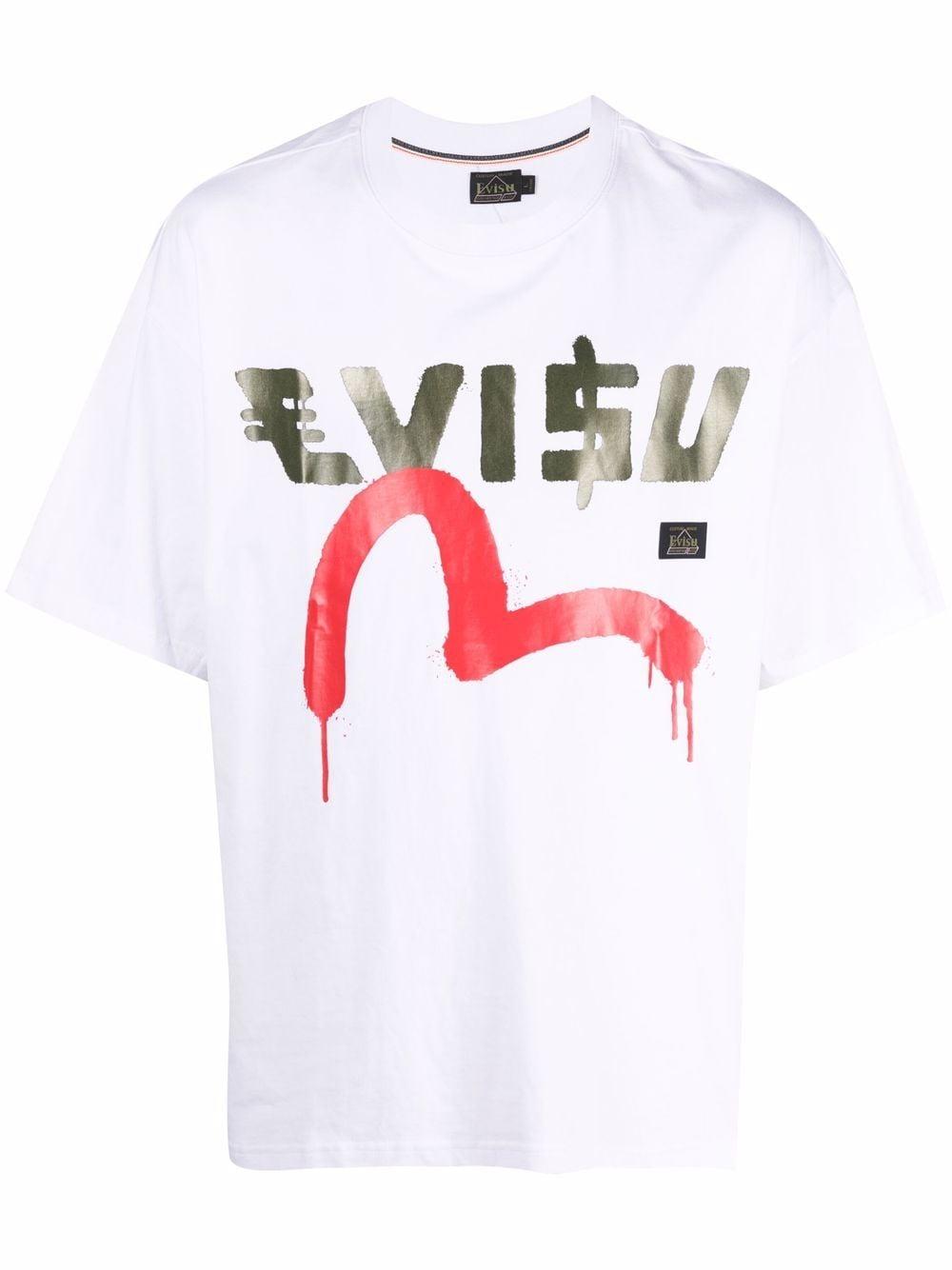 <p class='small-title'>EVISU</p>T-Shirt