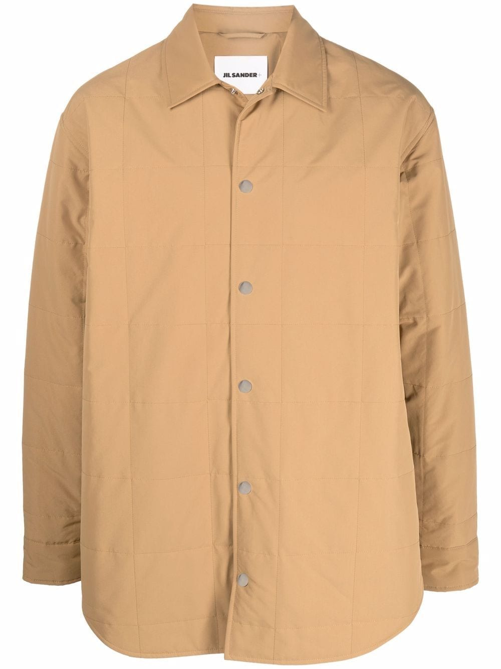 <p class='small-title'>JIL SANDER</p>Quilted Shirt Jacket