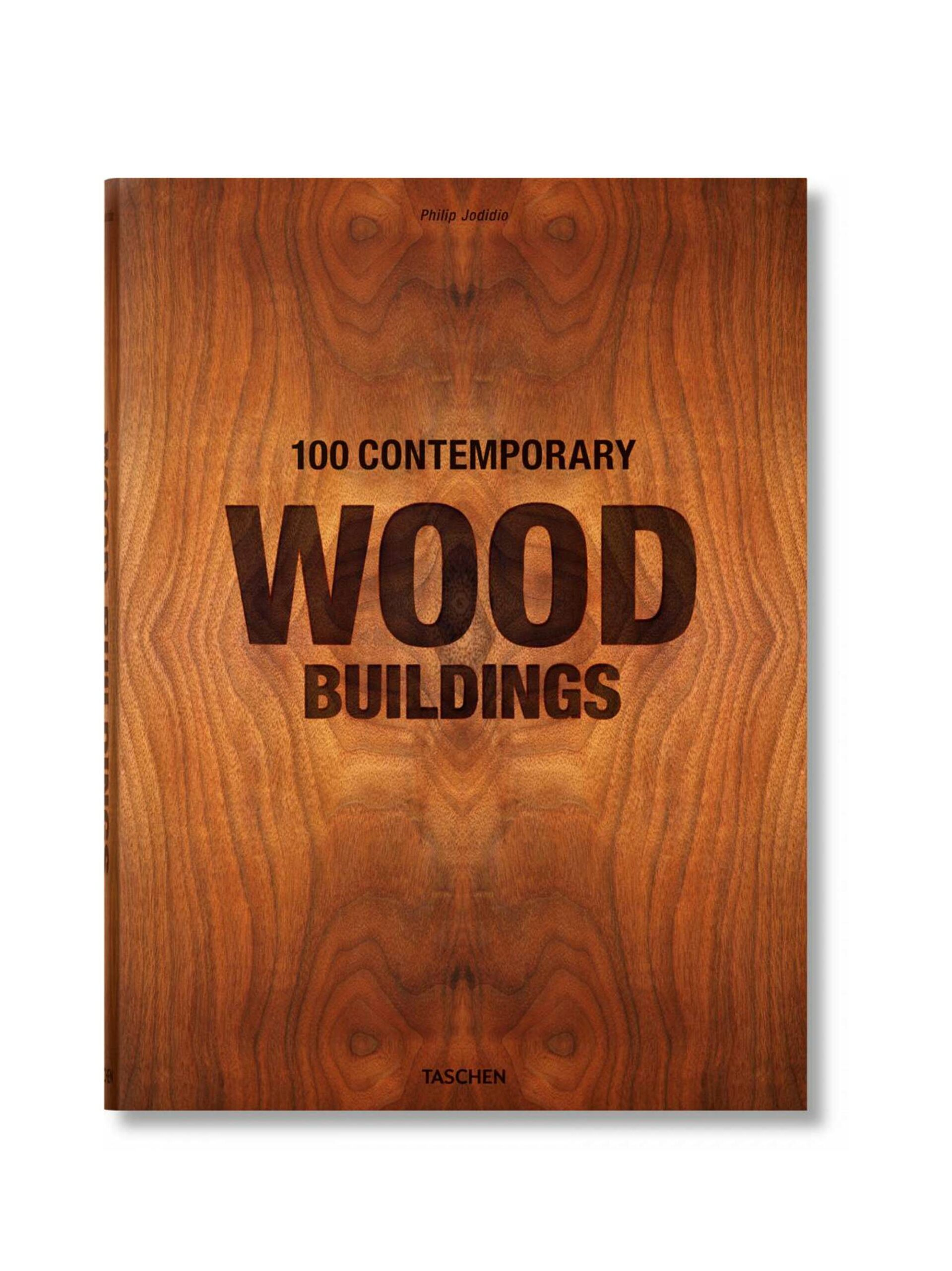 <p class='small-title'>TASCHEN</p>100 Contemporary Wood Buildings