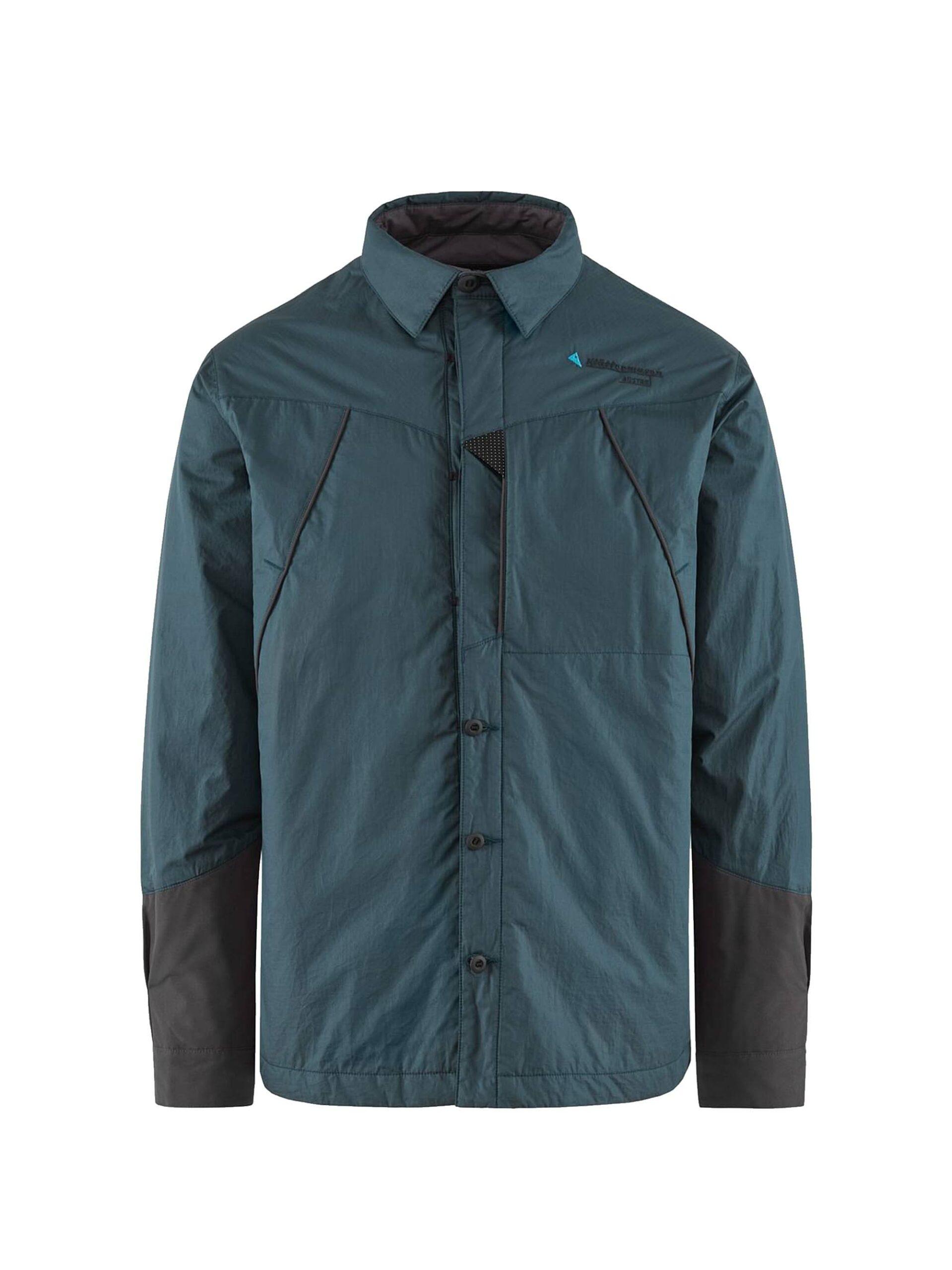 <p class='small-title'>KLäTTERMUSEN</p>Austre Men's Katla Cotton® Windproof Jacket
