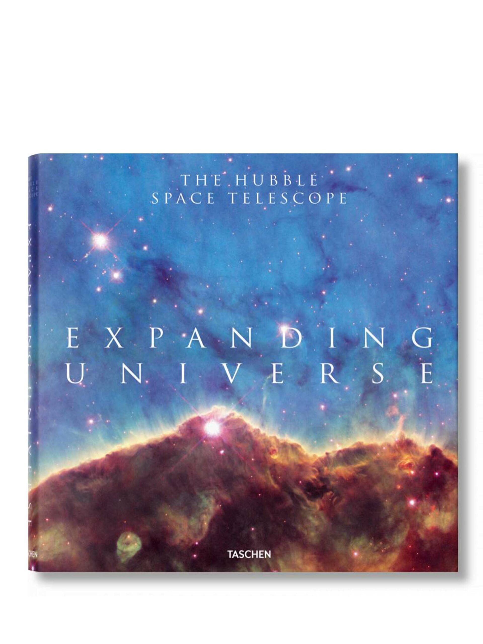<p class='small-title'>TASCHEN</p>Expanding Universe. The Hubble Space Telescope
