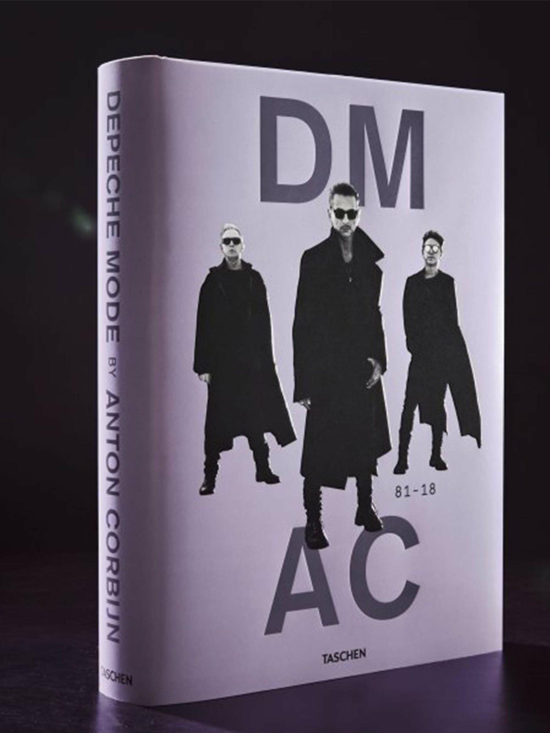<p class='small-title'>TASCHEN</p>Depeche Mode by Anton Corbijn