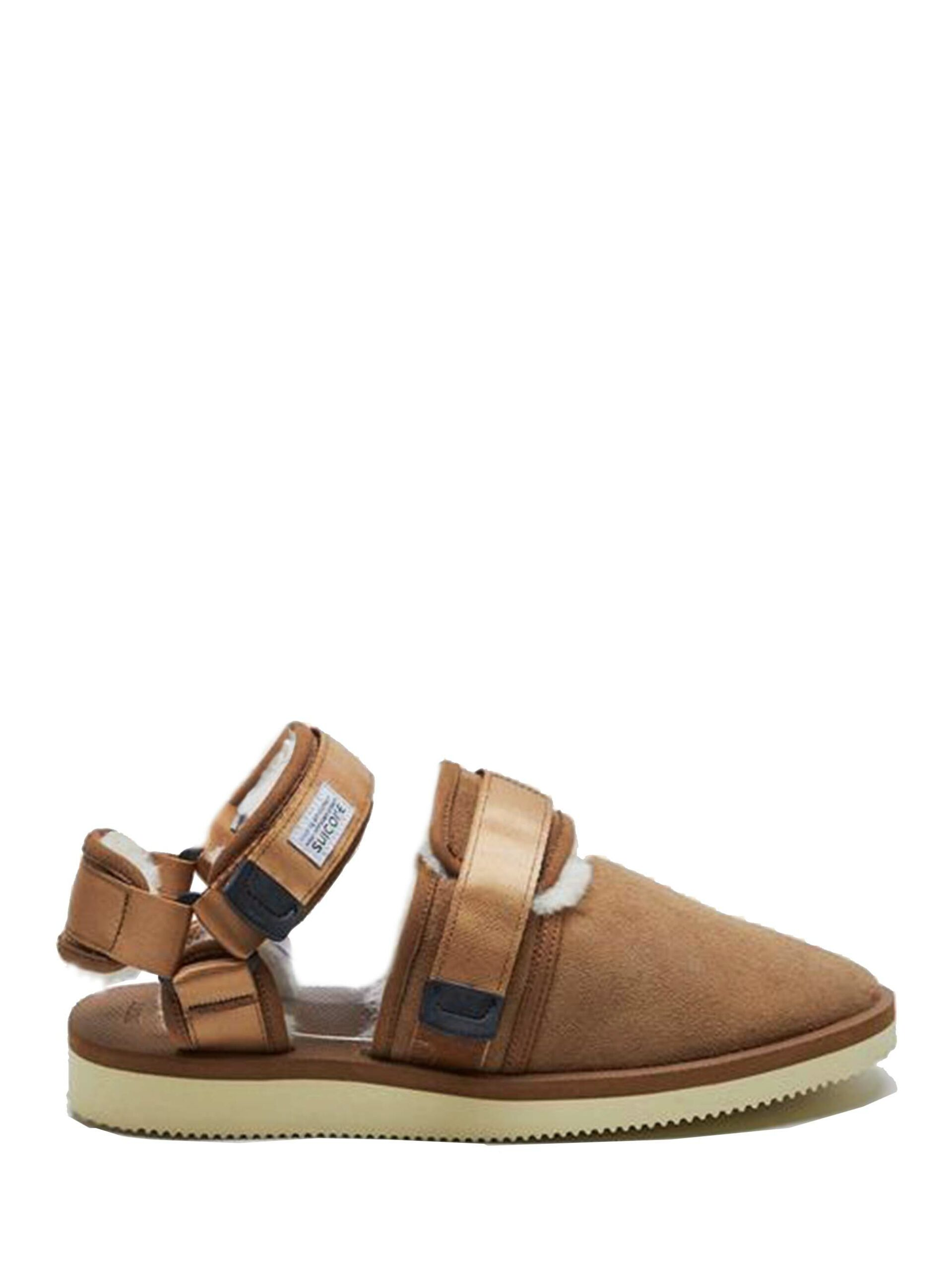 <p class='small-title'>SUICOKE</p>NOTS-Mab Suede Camel