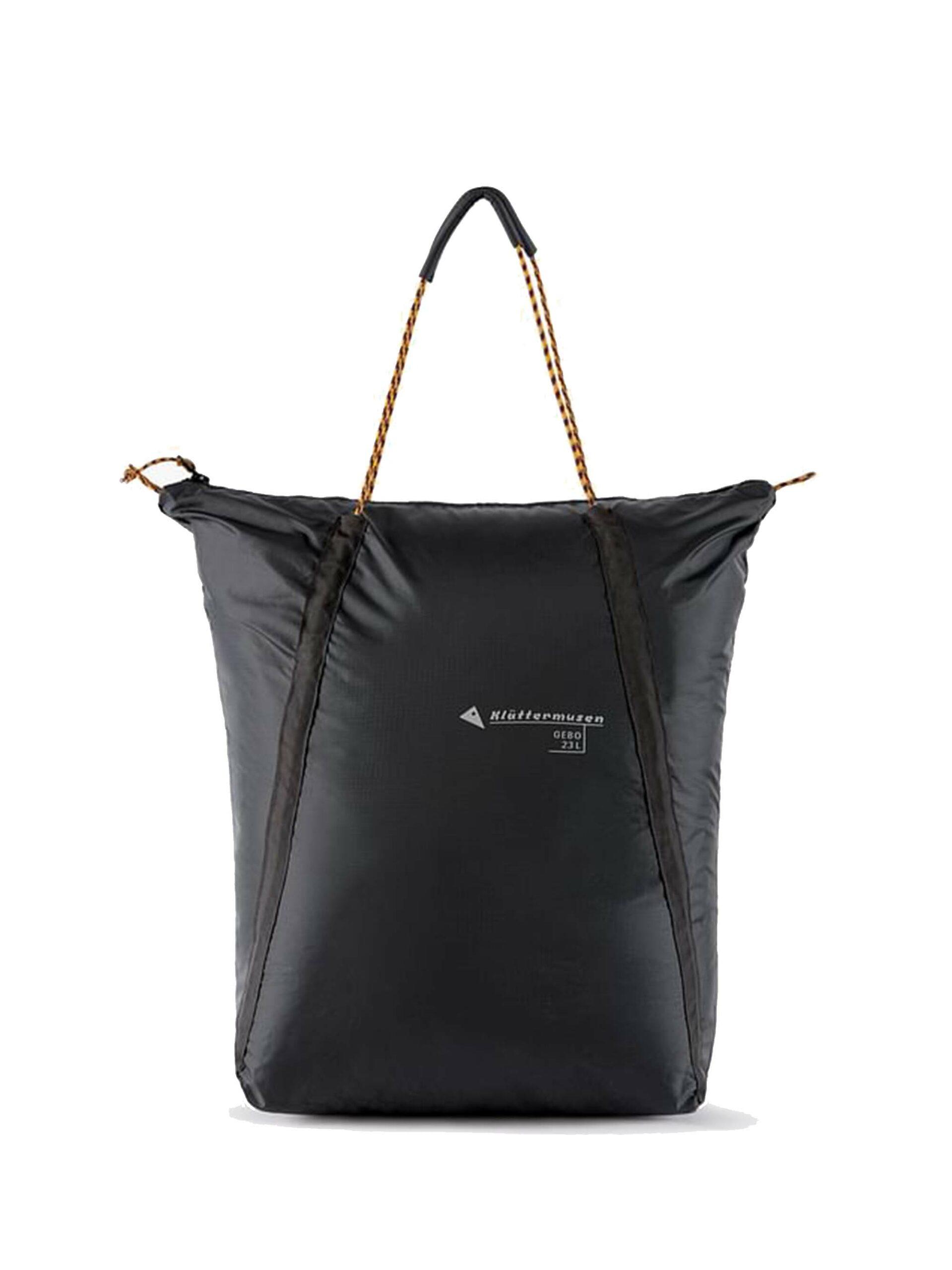 <p class='small-title'>KLäTTERMUSEN</p>Gebo Lightweight Tote Bag 23L