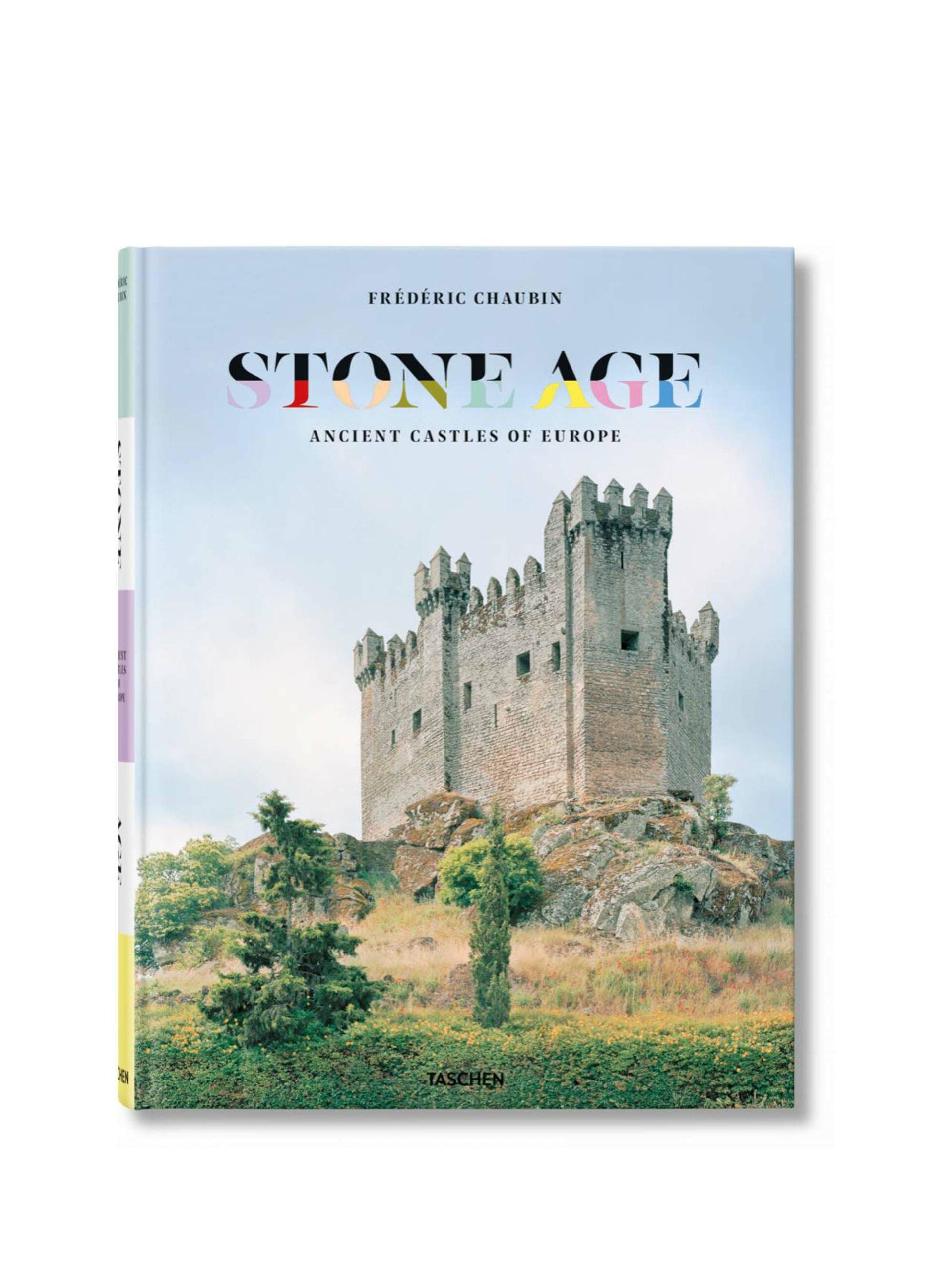 <p class='small-title'>TASCHEN</p>Frédéric Chaubin. Stone Age. Ancient Castles of Europe