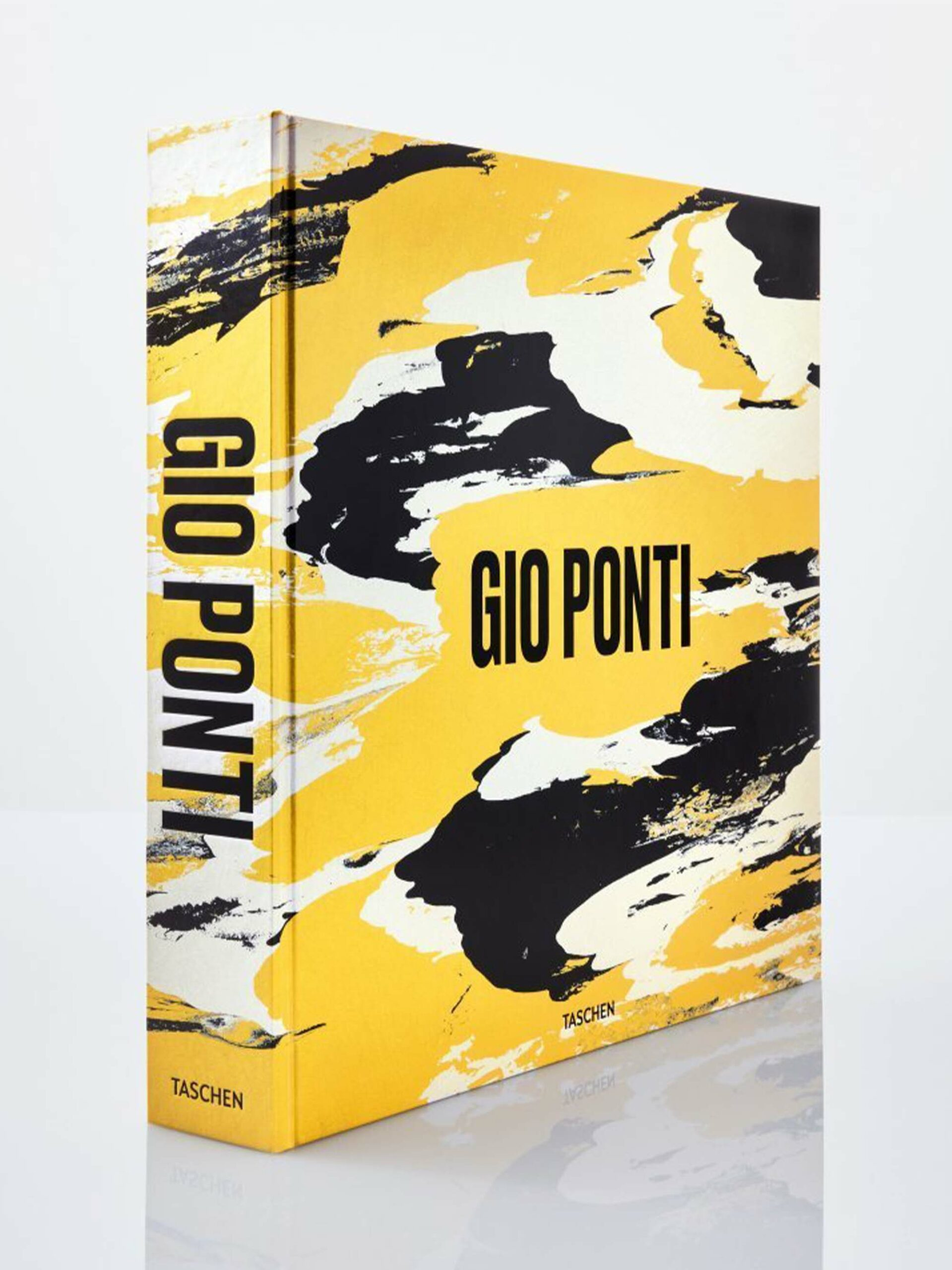 <p class='small-title'>TASCHEN</p>Gio Ponti