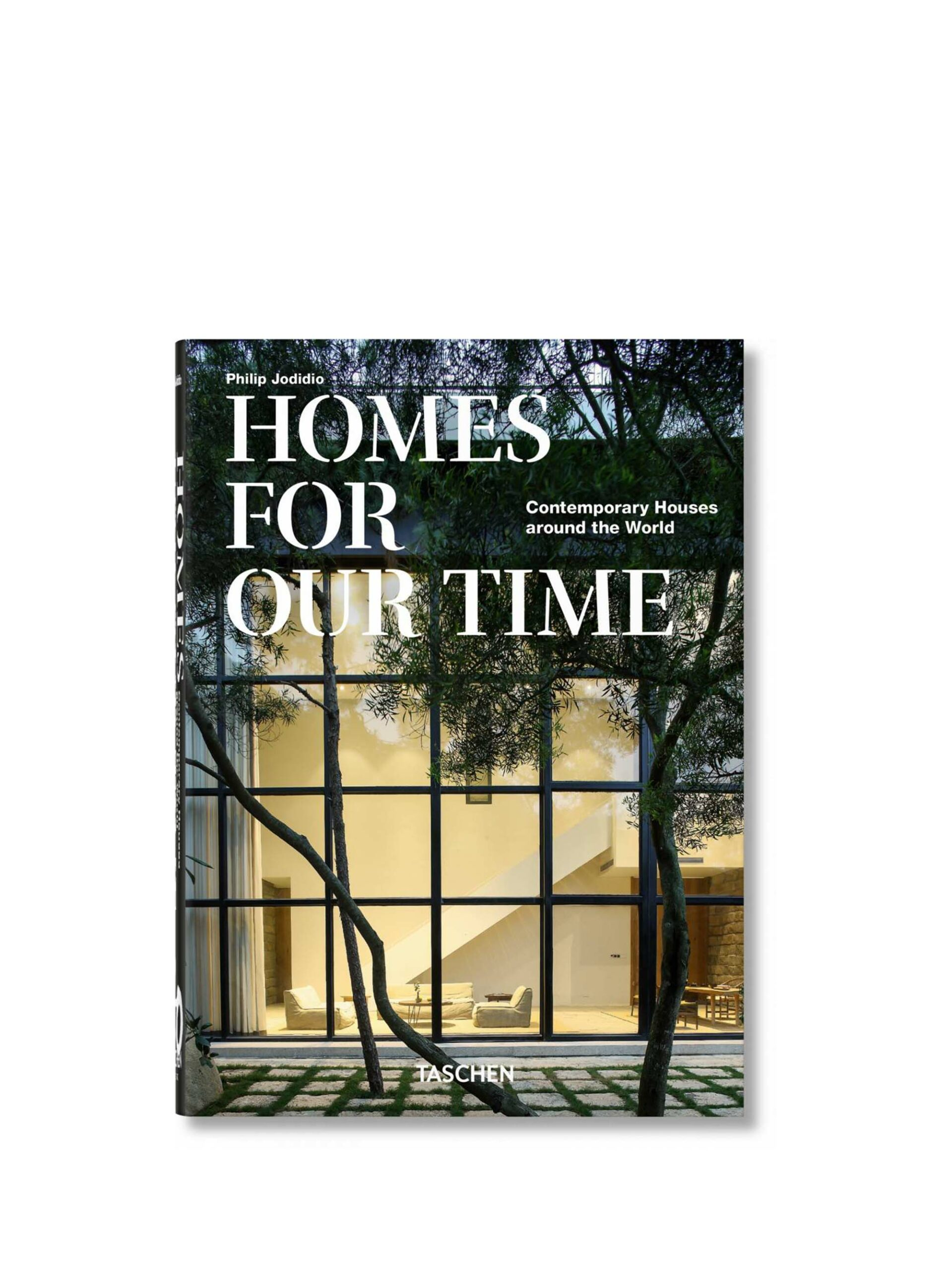 <p class='small-title'>TASCHEN</p>Homes For Our Time. Contemporary Houses around the World. 40th Ed.