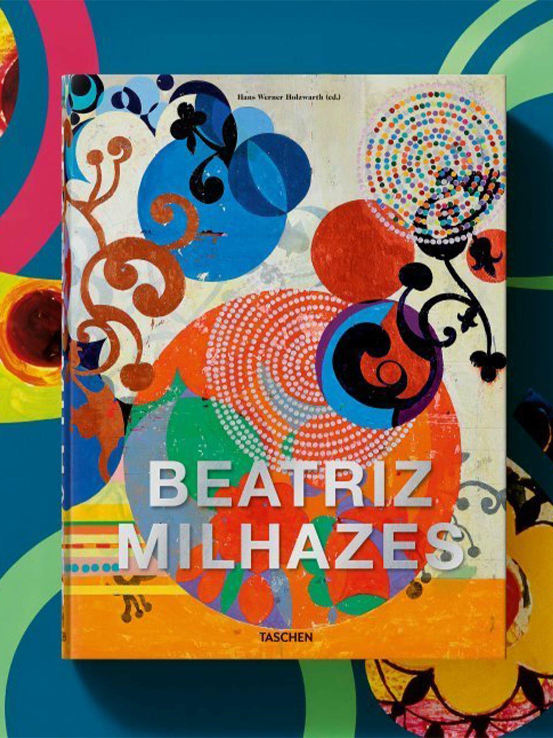 <p class='small-title'>TASCHEN</p>Beatriz Milhazes