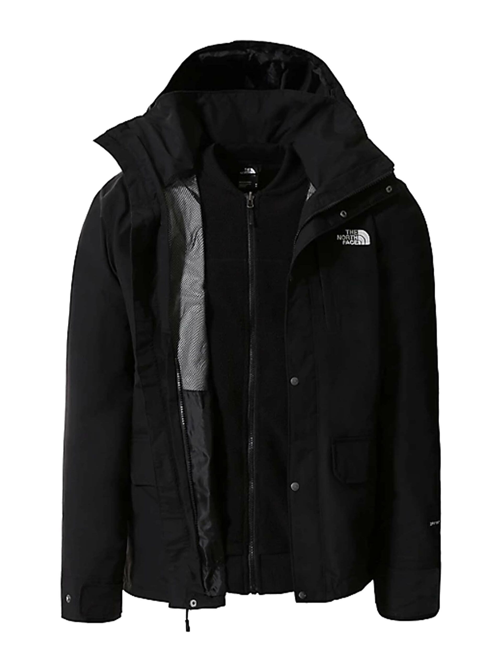 <p class='small-title'>THE NORTH FACE</p>PINECROFT TRICLIMATE black