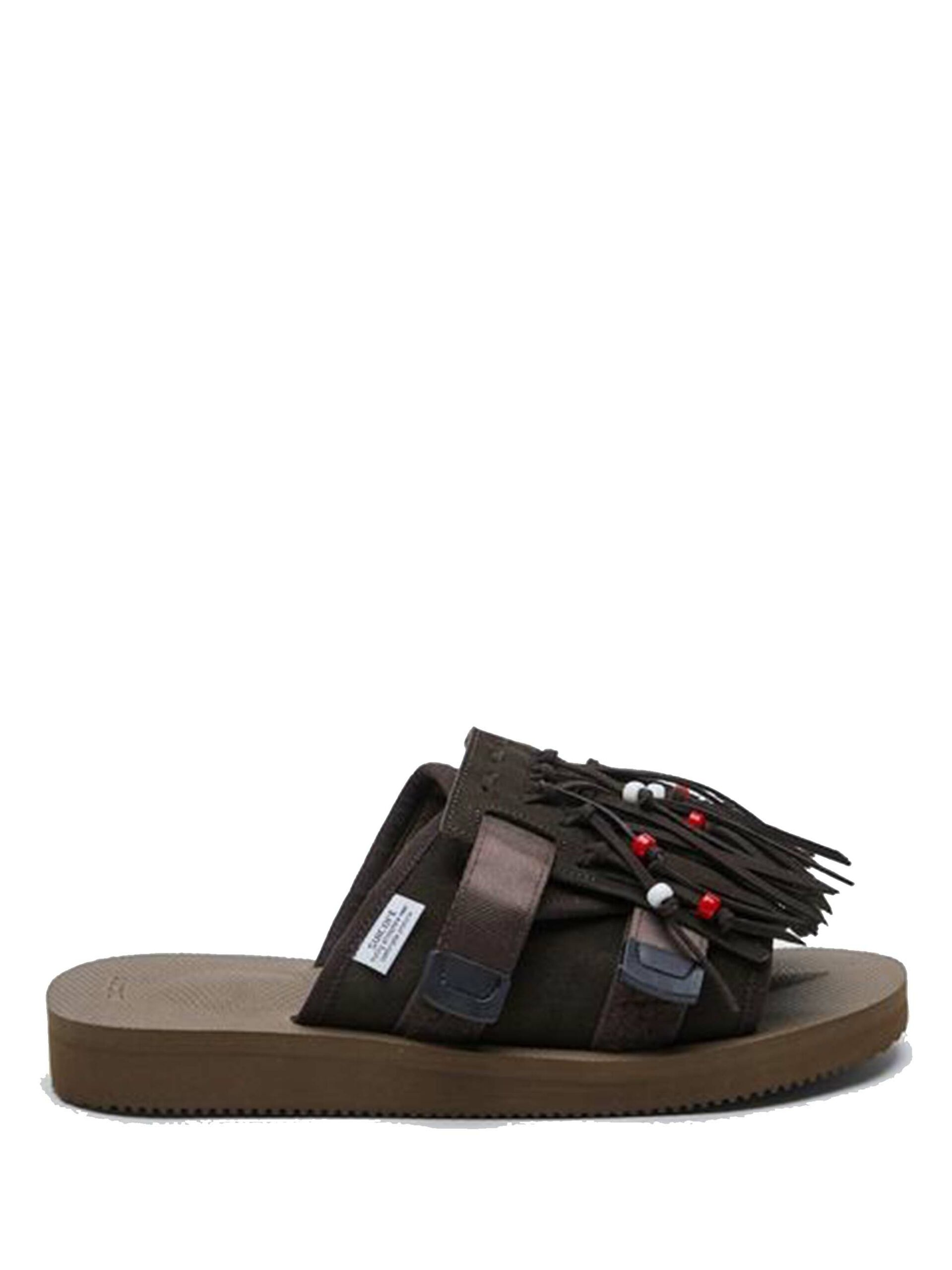 <p class='small-title'>SUICOKE</p>HOTO-Scab Suede and Application