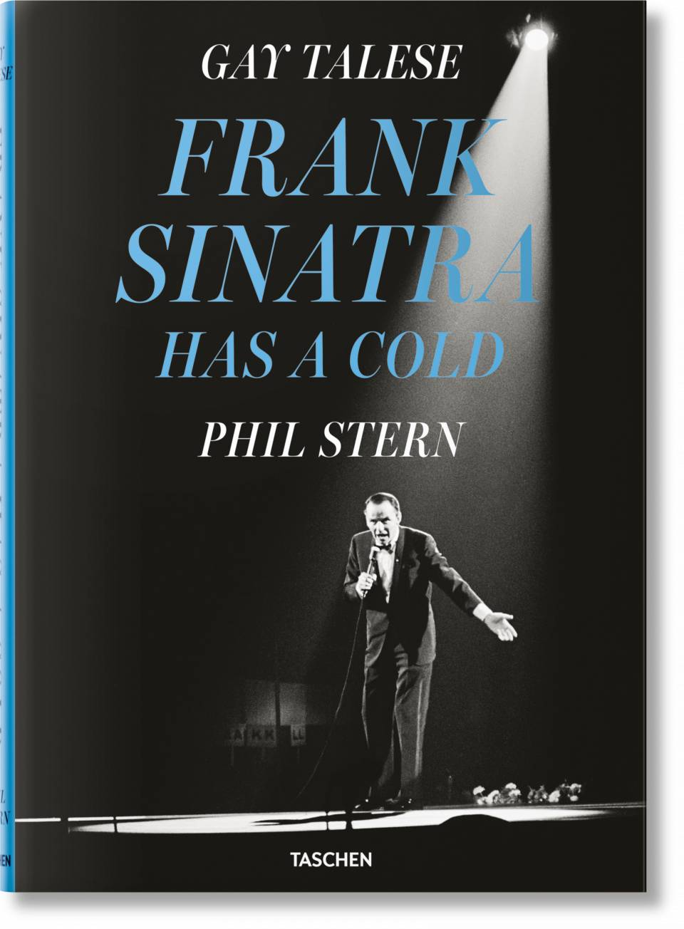 <p class='small-title'>TASCHEN</p>Gay Talese. Phil Stern. Frank Sinatra Has a Cold