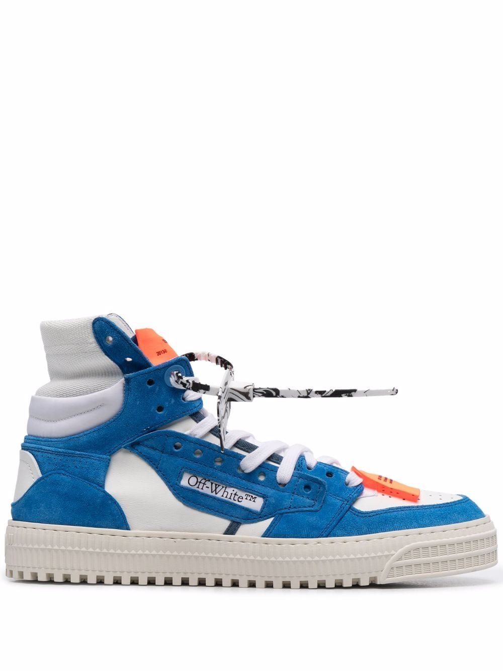 <p class='small-title'>OFF WHITE</p>3.0 Off-Court Sneakers