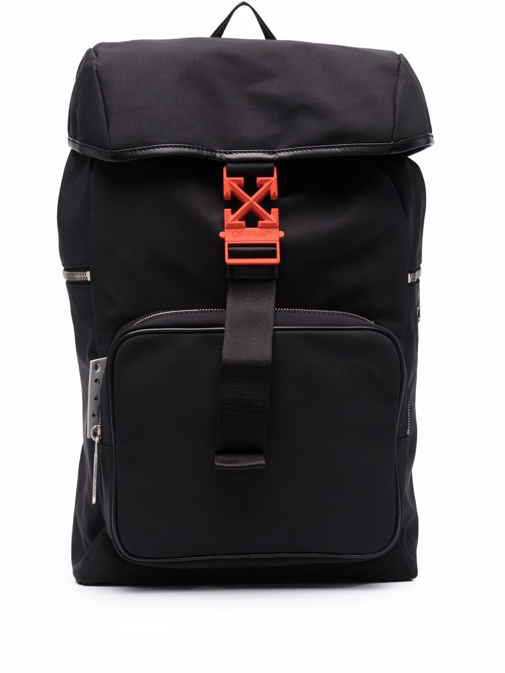 <p class='small-title'>OFF WHITE</p>Arrows Leather Backpack