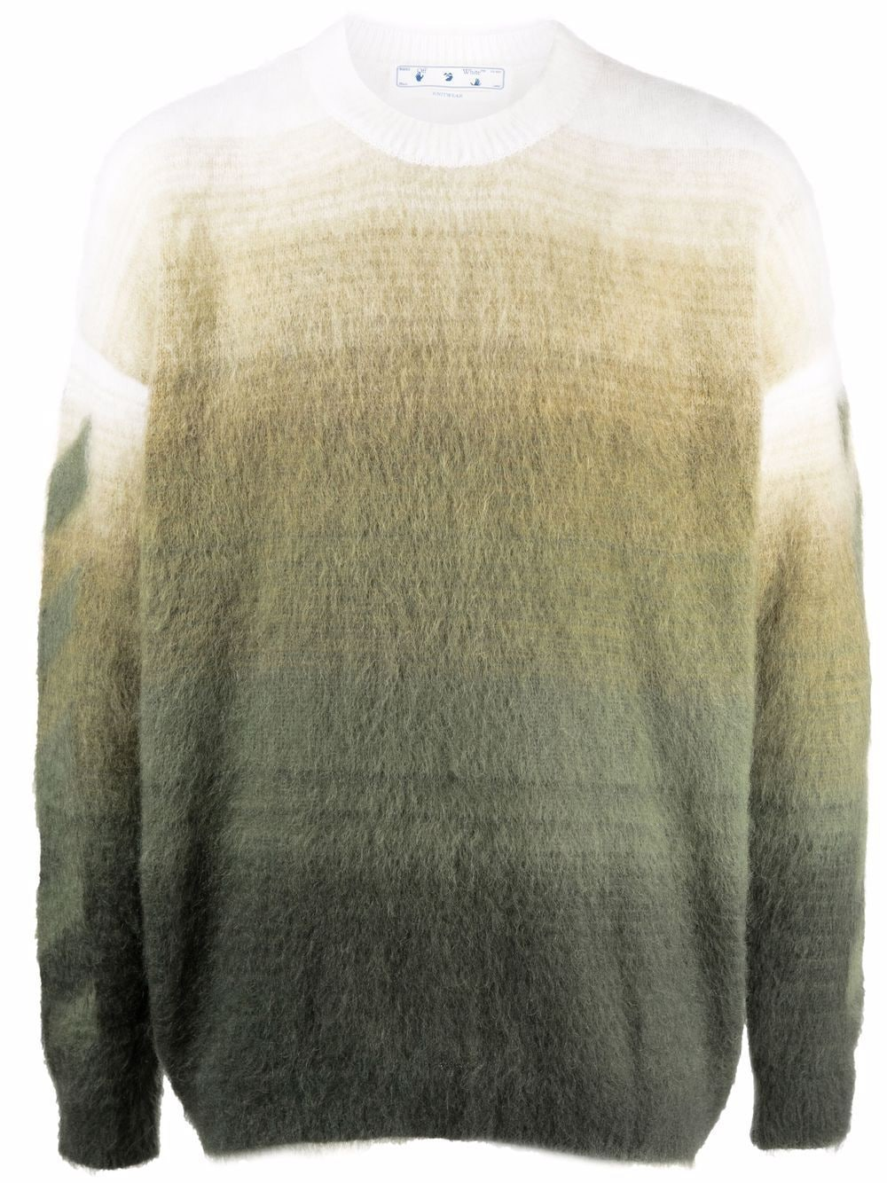 <p class='small-title'>OFF WHITE</p>Knit Jumper