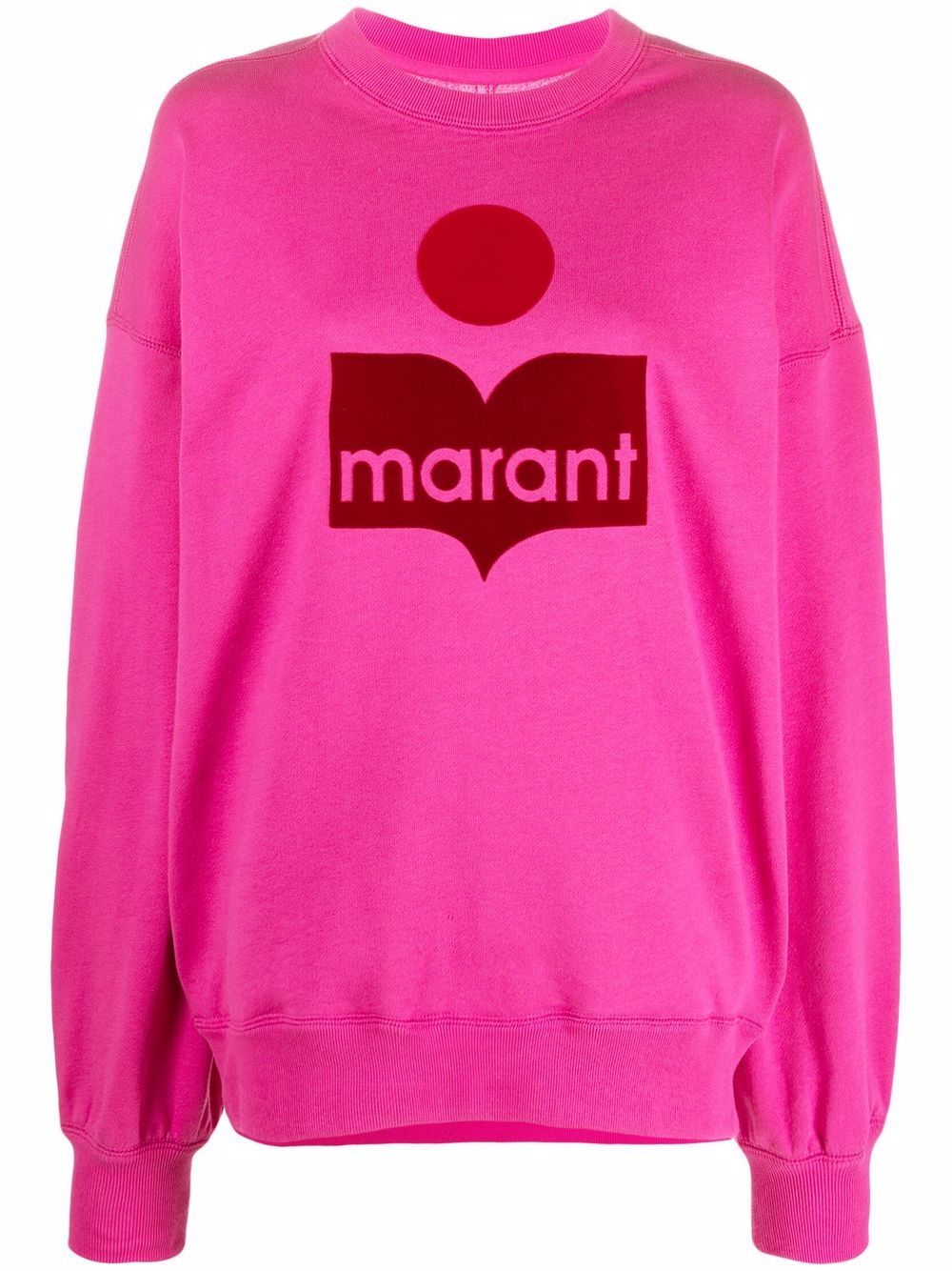 <p class='small-title'>ISABEL MARANT ÉTOILE</p>Logo Print Sweatshirt