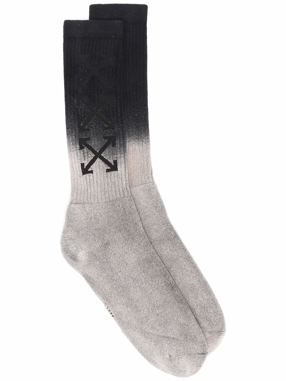 <p class='small-title'>OFF WHITE</p>Mid Socks