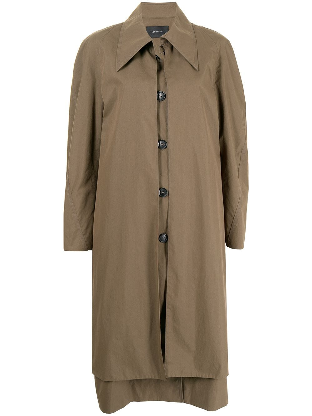 <p class='small-title'>LOW CLASSIC</p>Trench