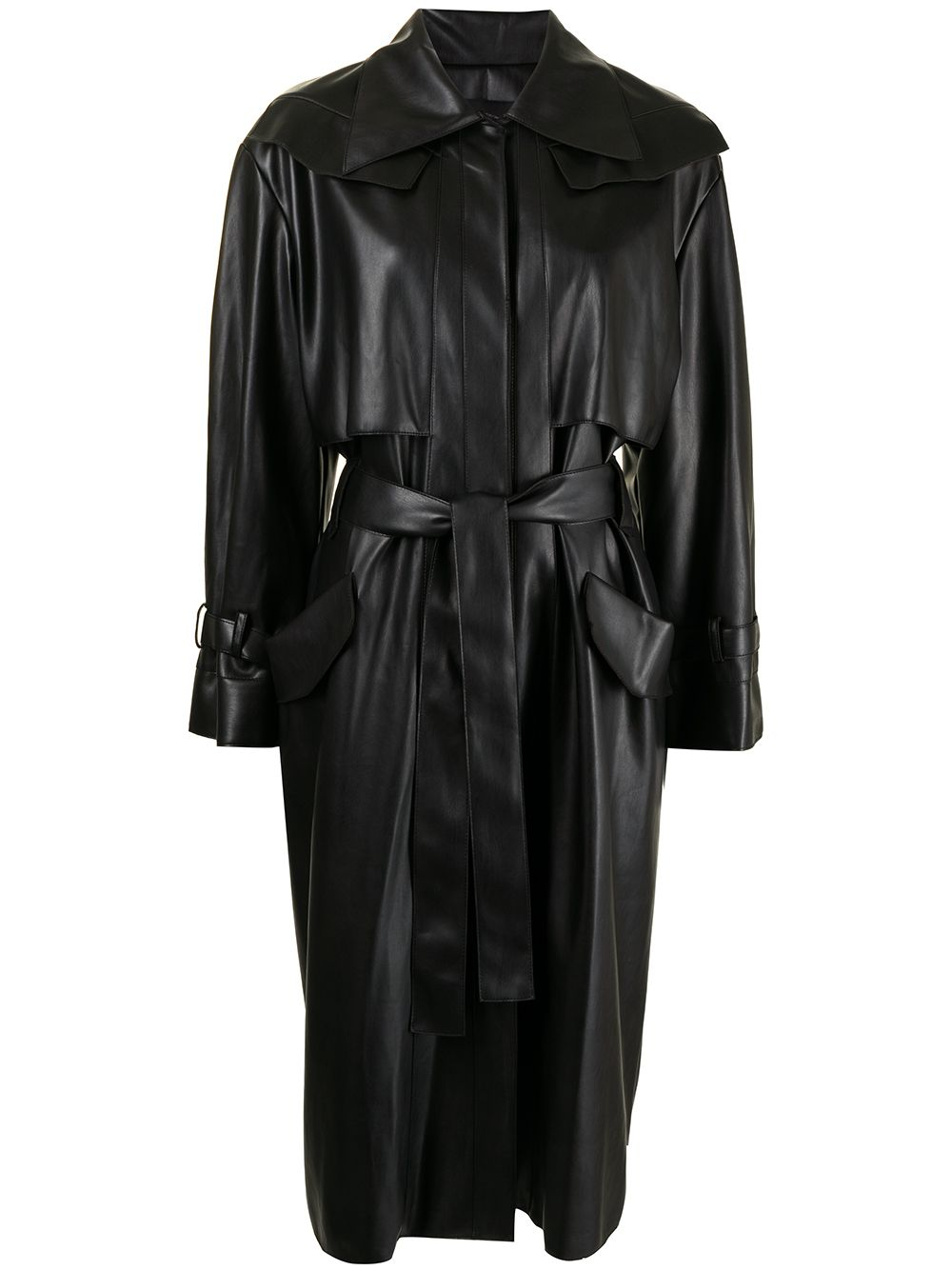 <p class='small-title'>LOW CLASSIC</p>Belted Trench Coat