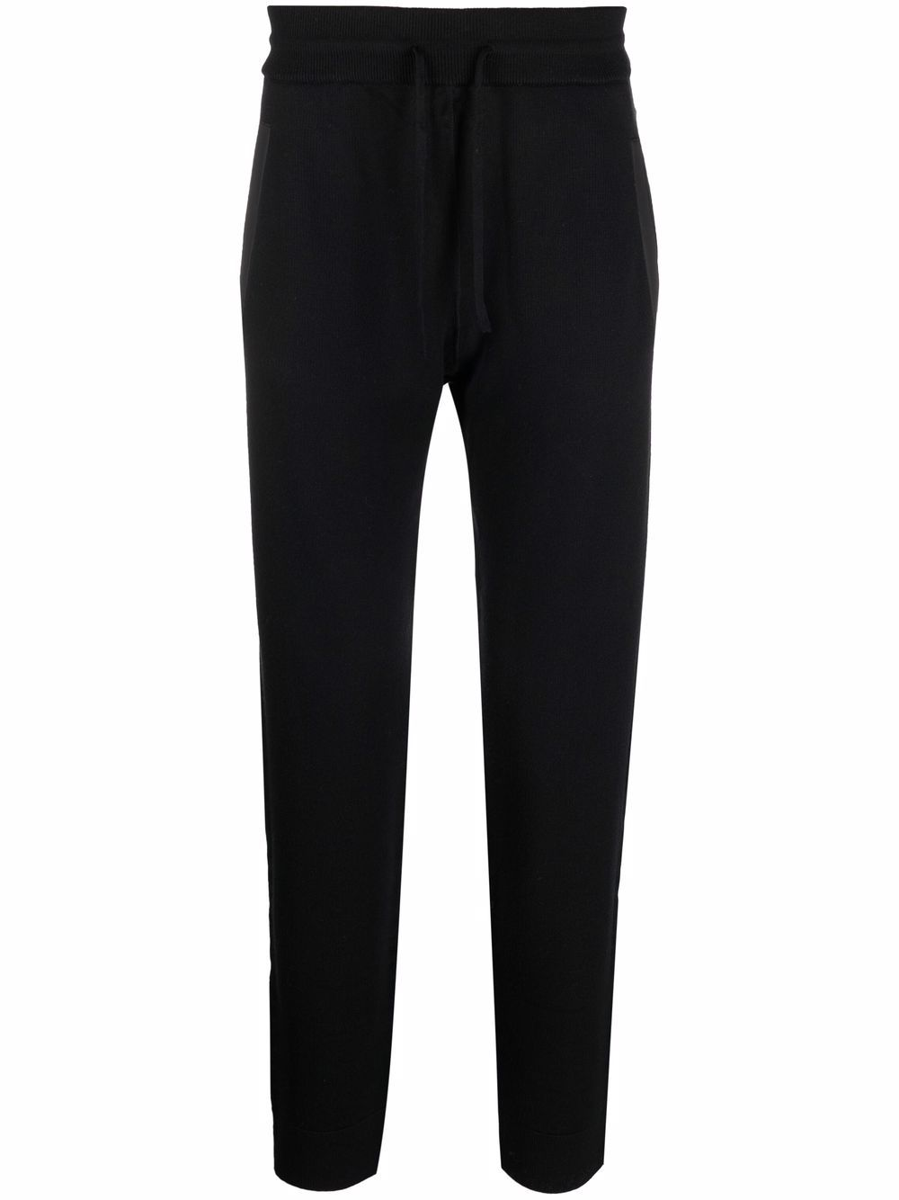 <p class='small-title'>Z ZEGNA</p>Straight-Leg Wool Track Pants