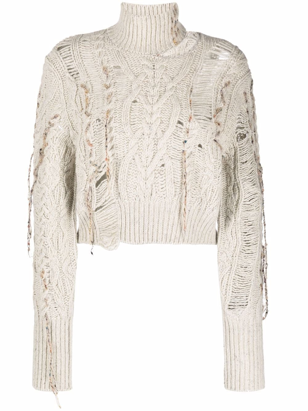 <p class='small-title'>ANDERSSON BELL</p>Distressed Knit Jumper