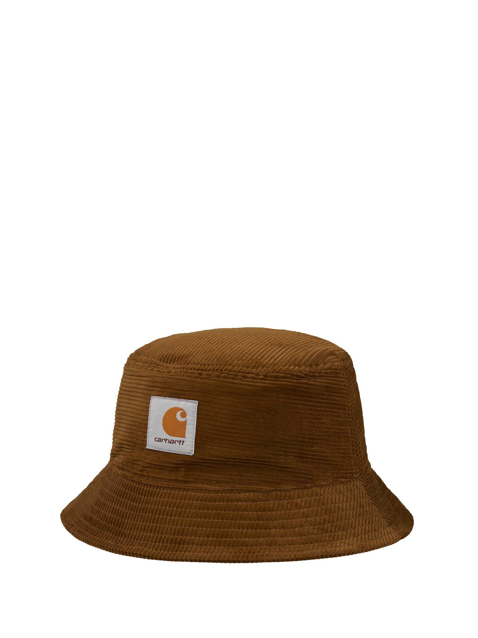 <p class='small-title'>CARHARTT WIP</p>Cord Bucket Hat Tawny