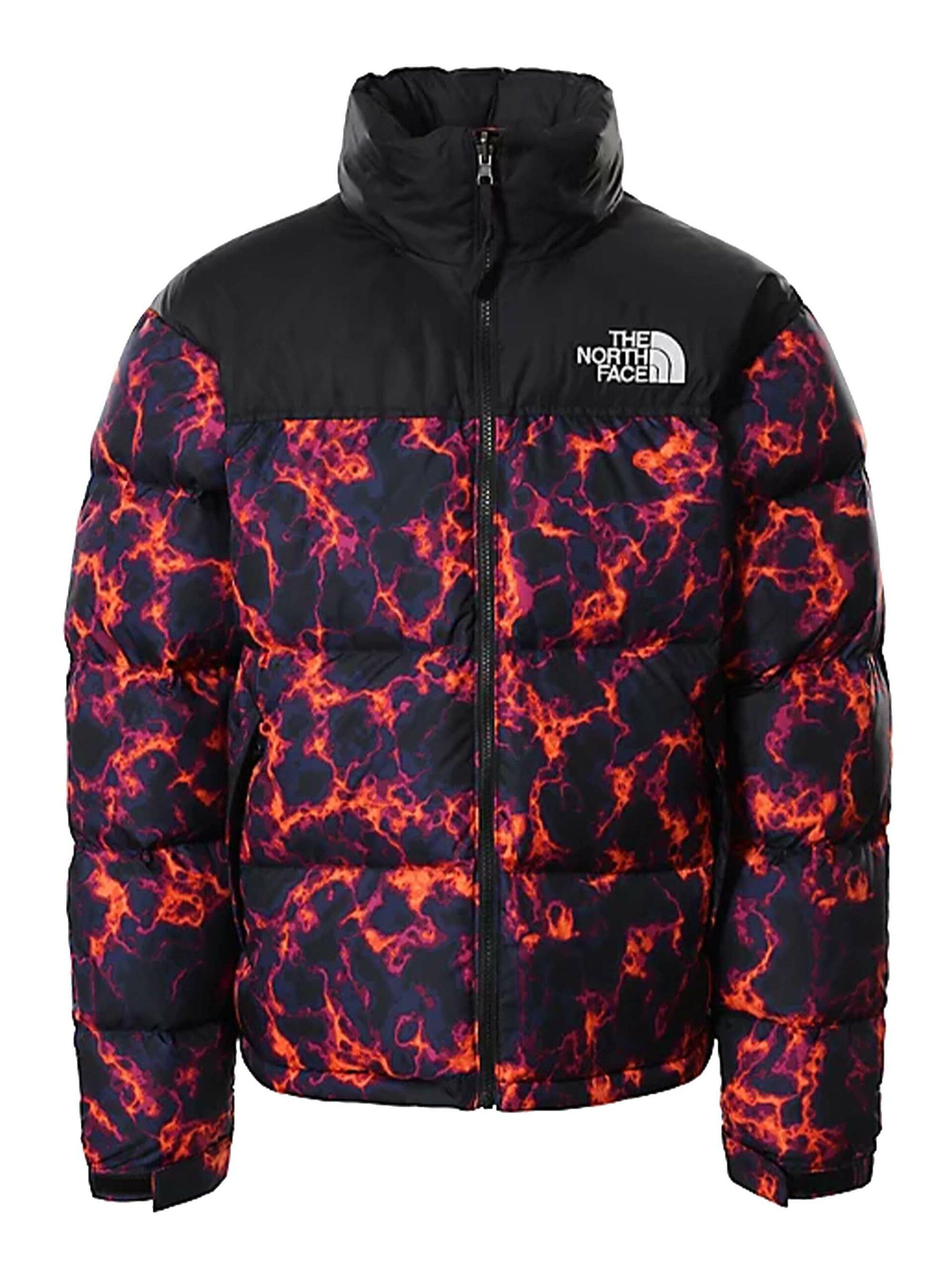 <p class='small-title'>THE NORTH FACE</p>Lhotse jacket magma print